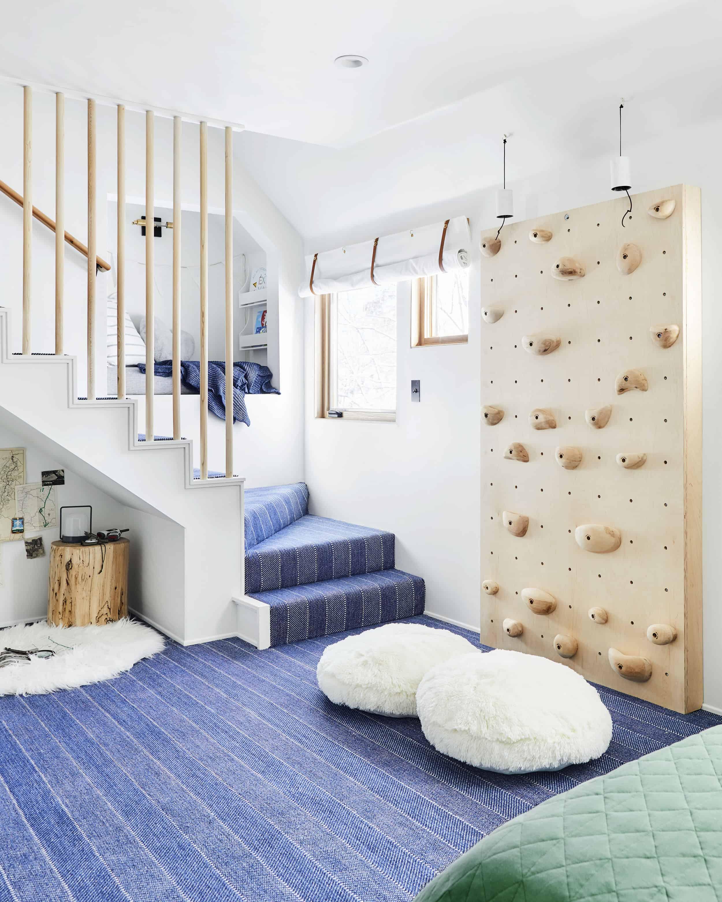 Emily Henderson Mountain Pillowfort Kids Room15