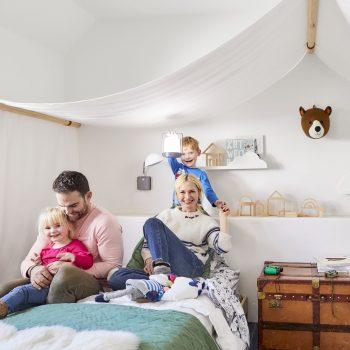 Emily Henderson Mountain Pillowfort Kids Room23