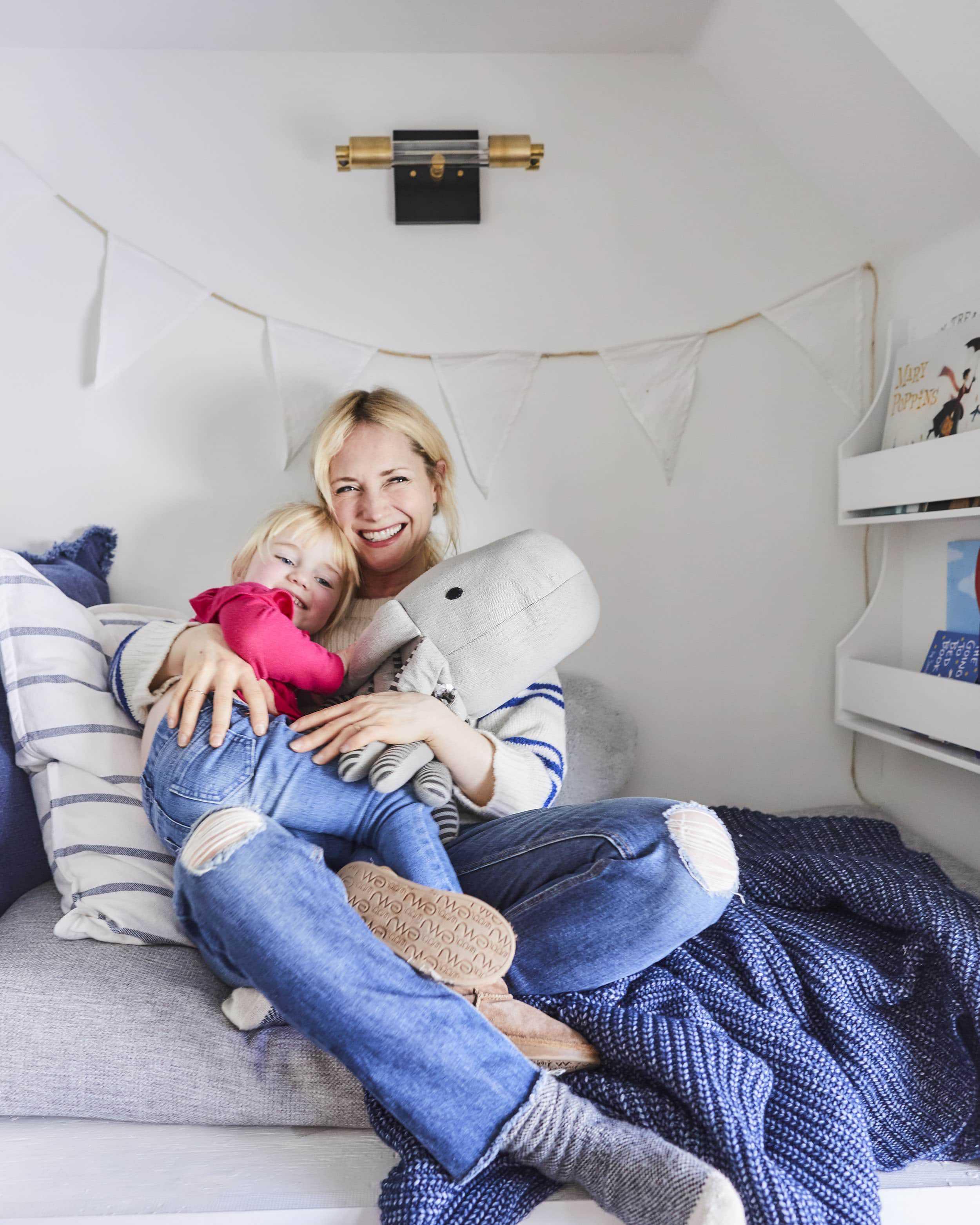 Emily Henderson Mountain Pillowfort Kids Room26