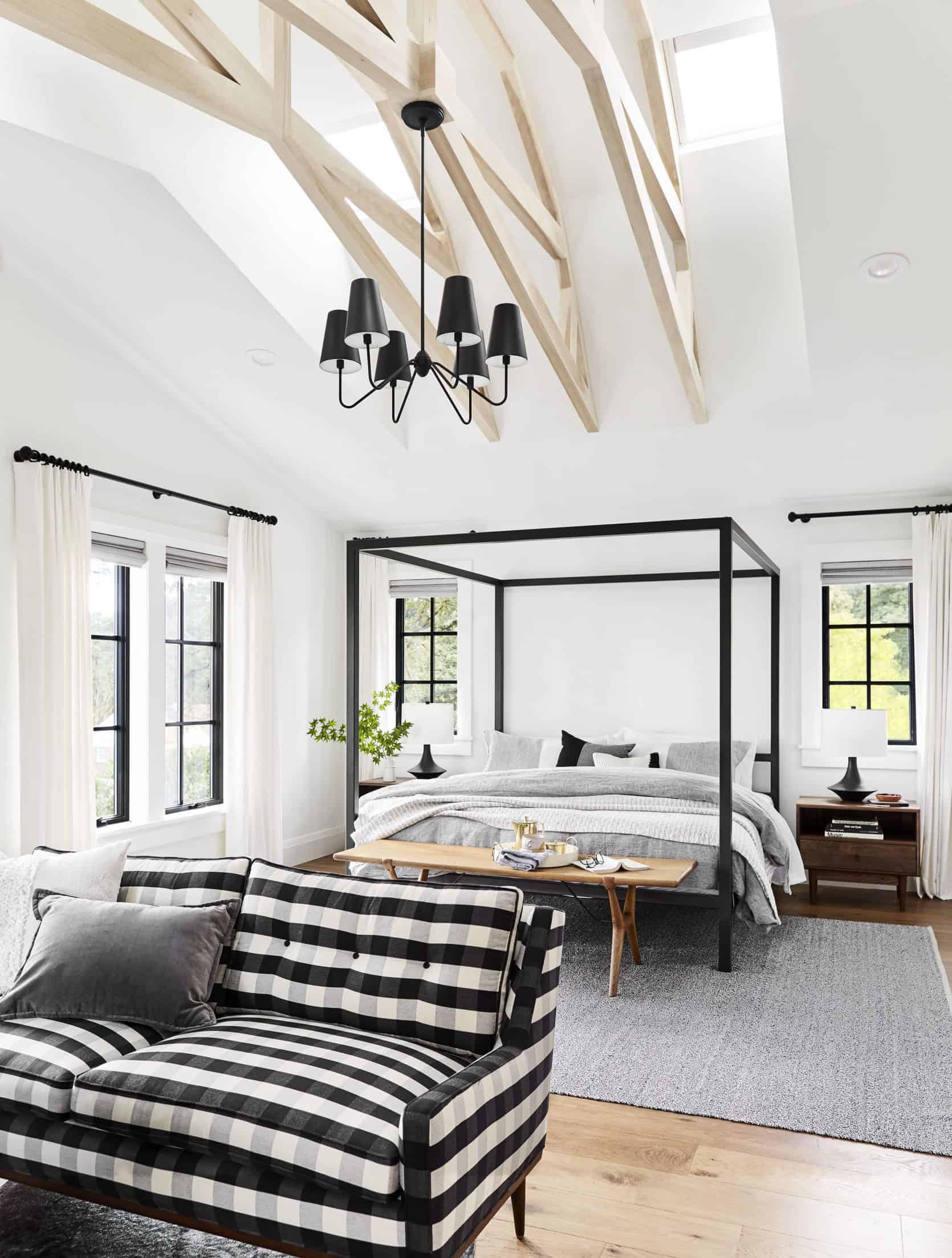 Emily Henderson Portland Traditional Master Bedroom5