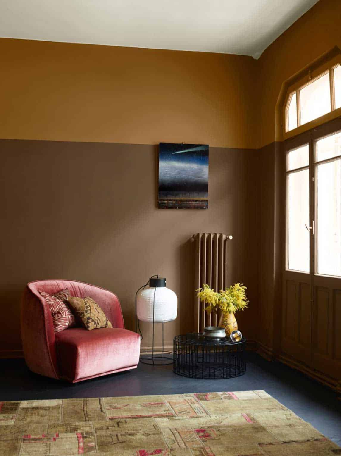 Emily Henderson Brown Color Trend Interior 12