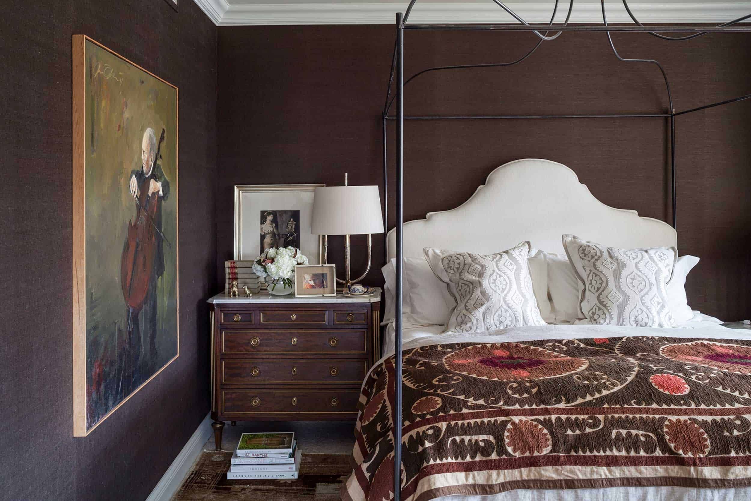 Emily Henderson Brown Color Trend Interior 15