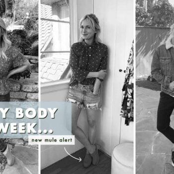 Emily Henderson Fashion On My Body Mar 16 Opener