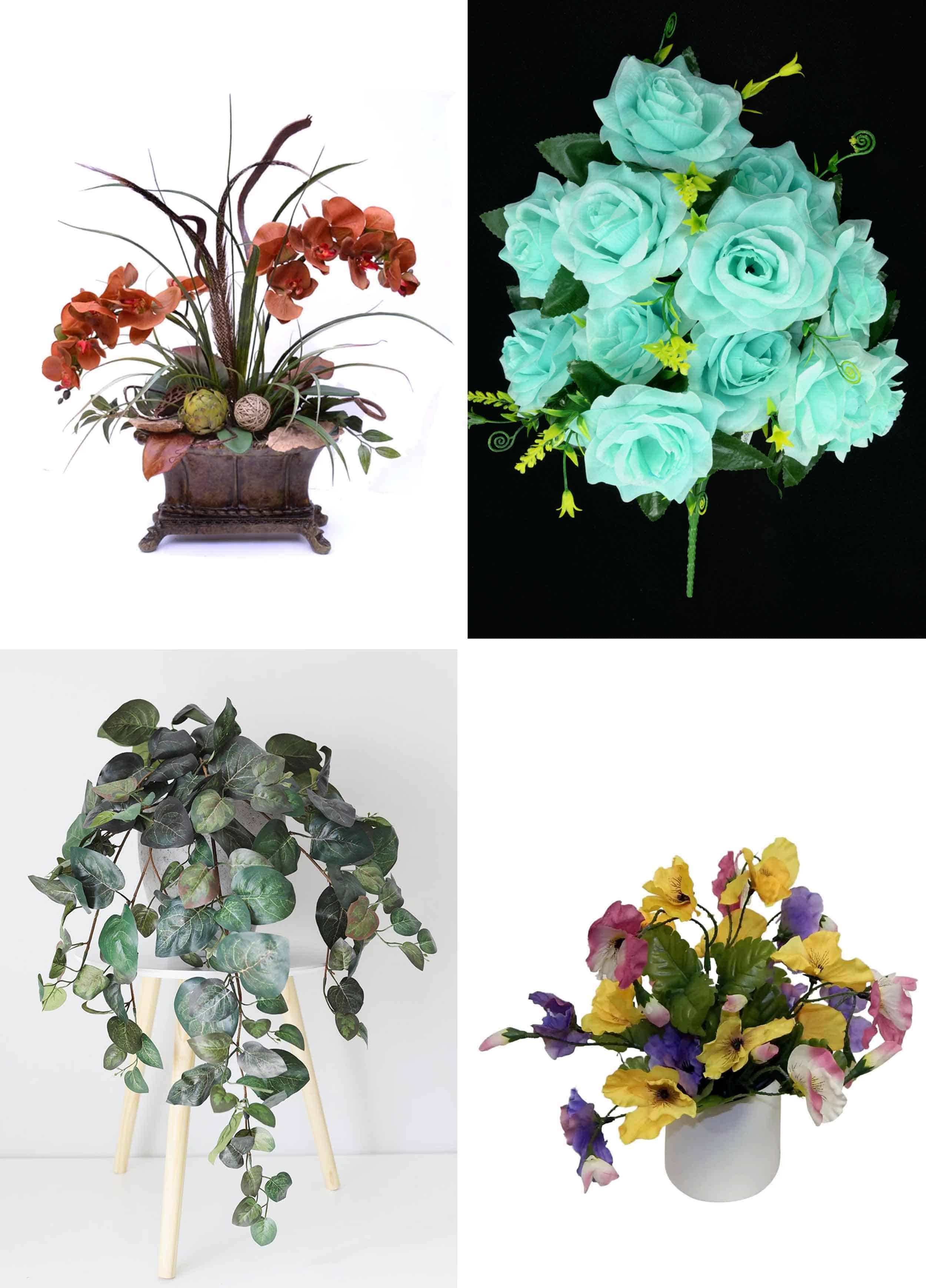 Emily Henderson Faux Florals Bad Examples