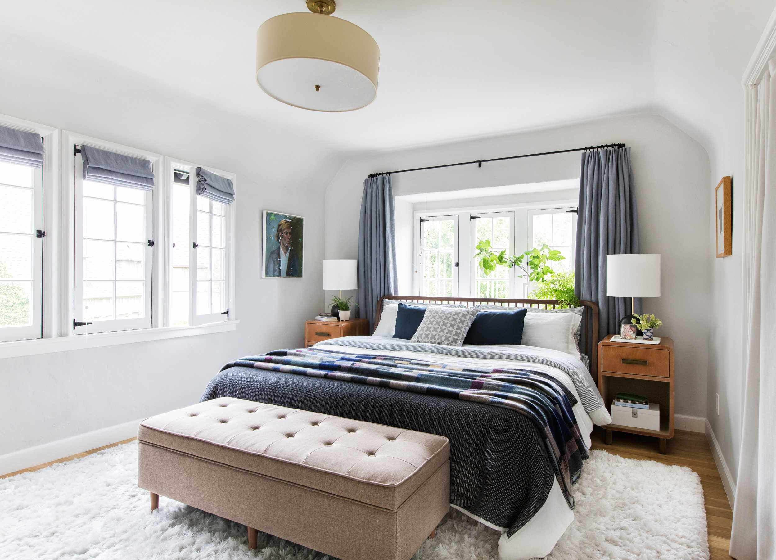 Emily Henderson Modern English Cottage Tudor Master Bedroom Reveal1