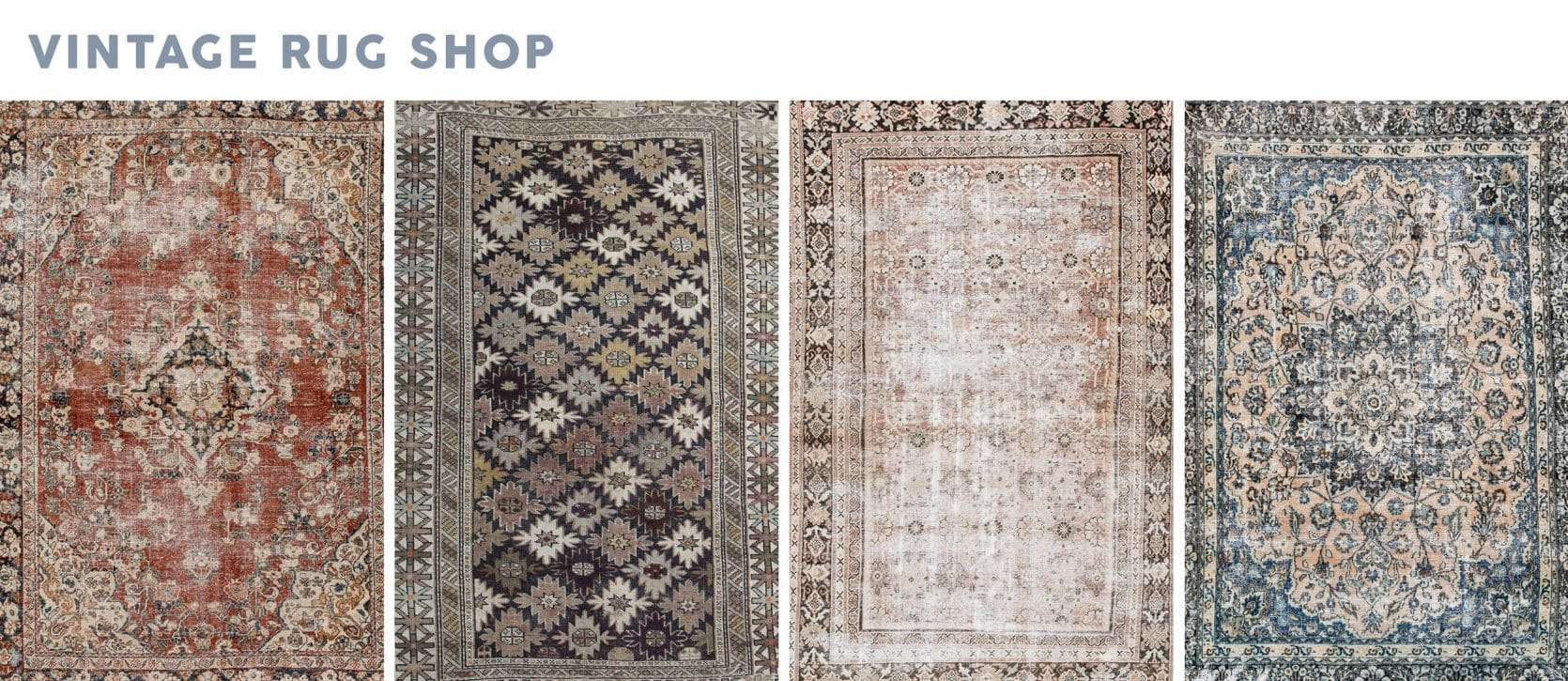 Where to Buy Vintage Rugs + Best