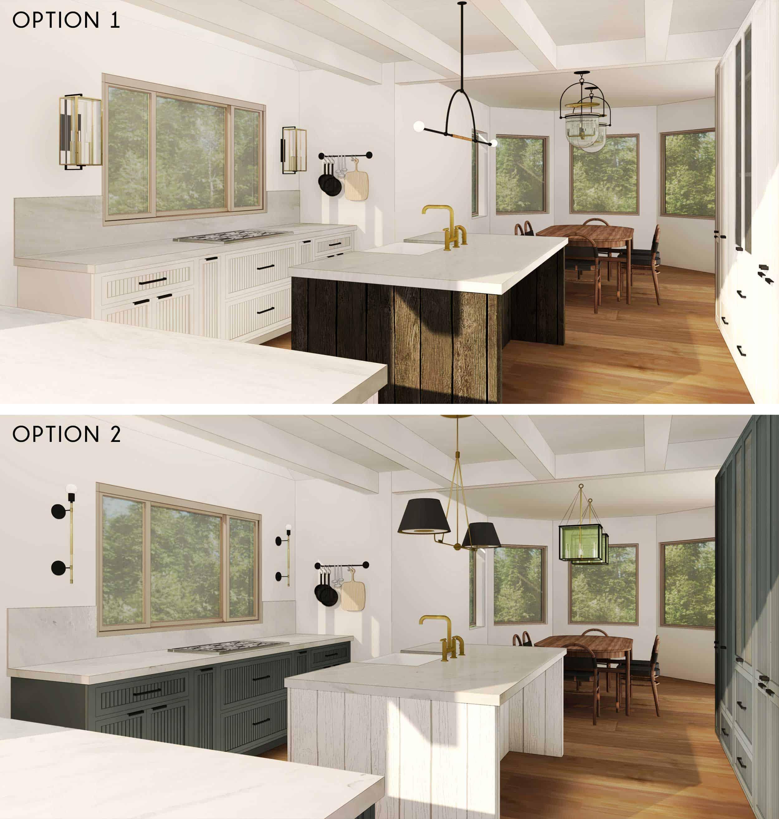 Emily Henderson Mountain House Scandinavian kitchen remodel_7