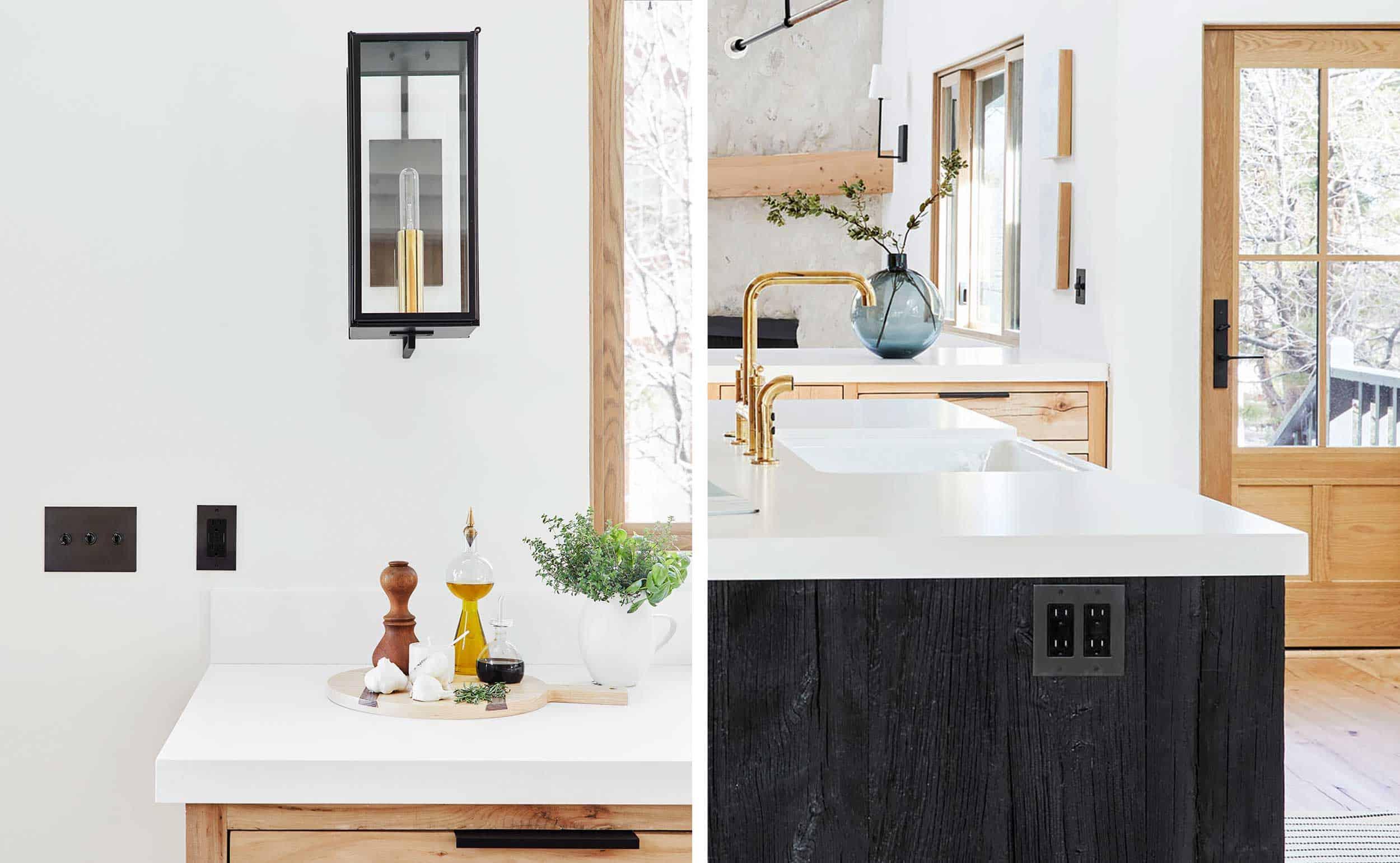 Emily Henderson Mountain House Scandinavian kitchen remodel_27