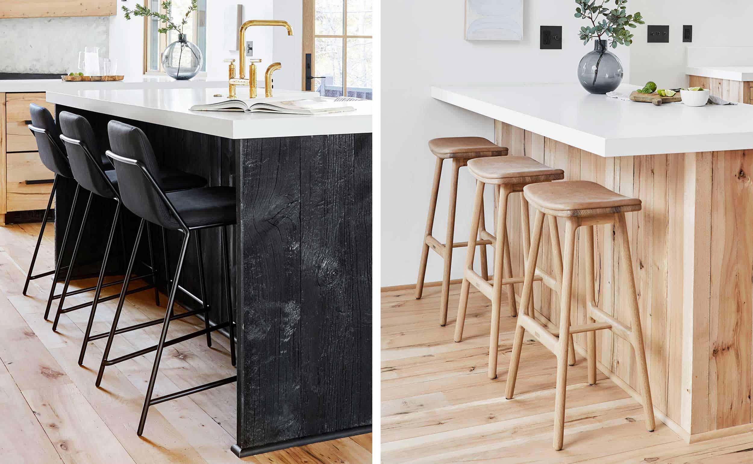 Emily Henderson Mountain House Scandinavian kitchen remodel_26