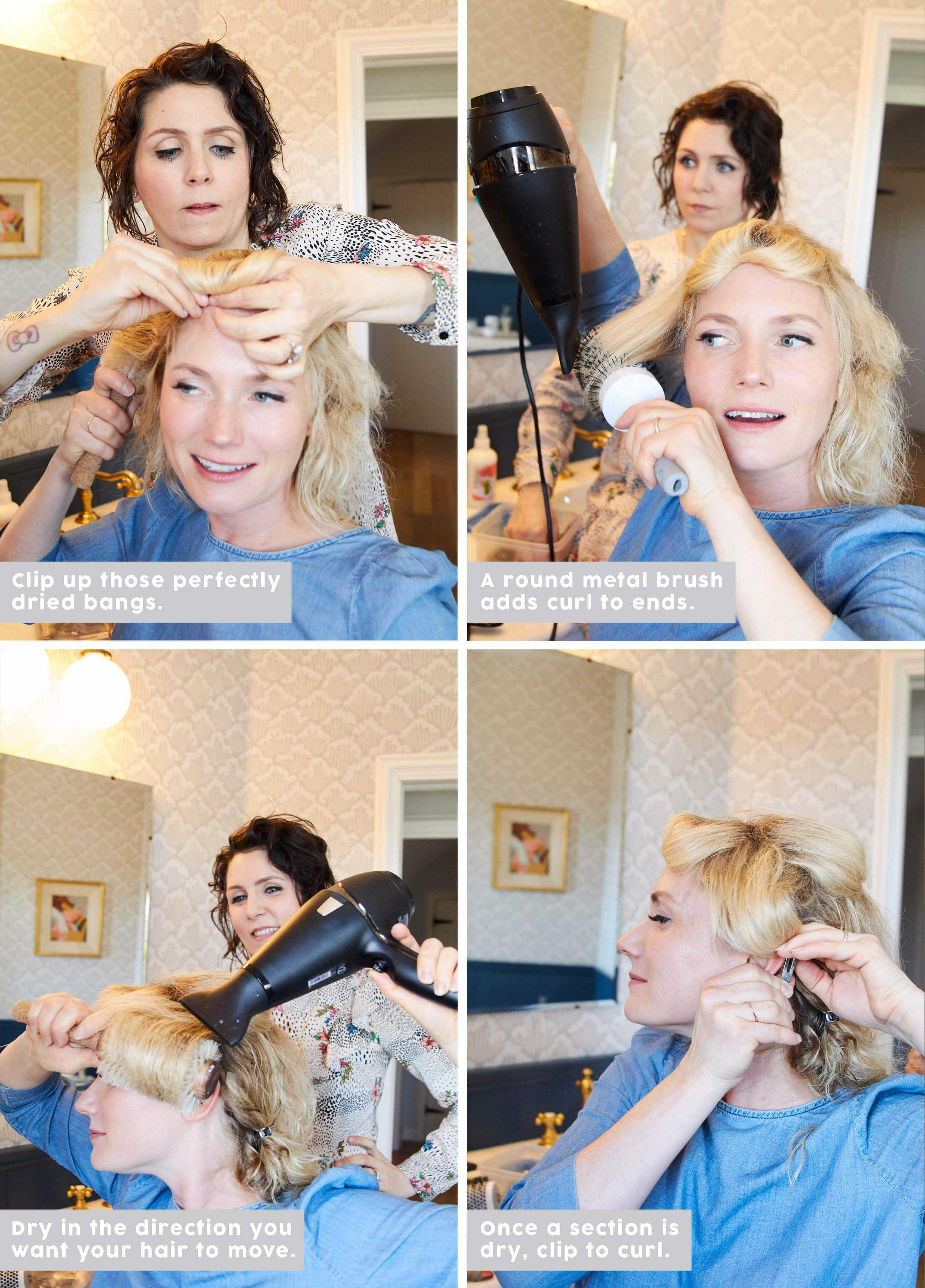 Emily Henderson How To Blow Dry Right 4