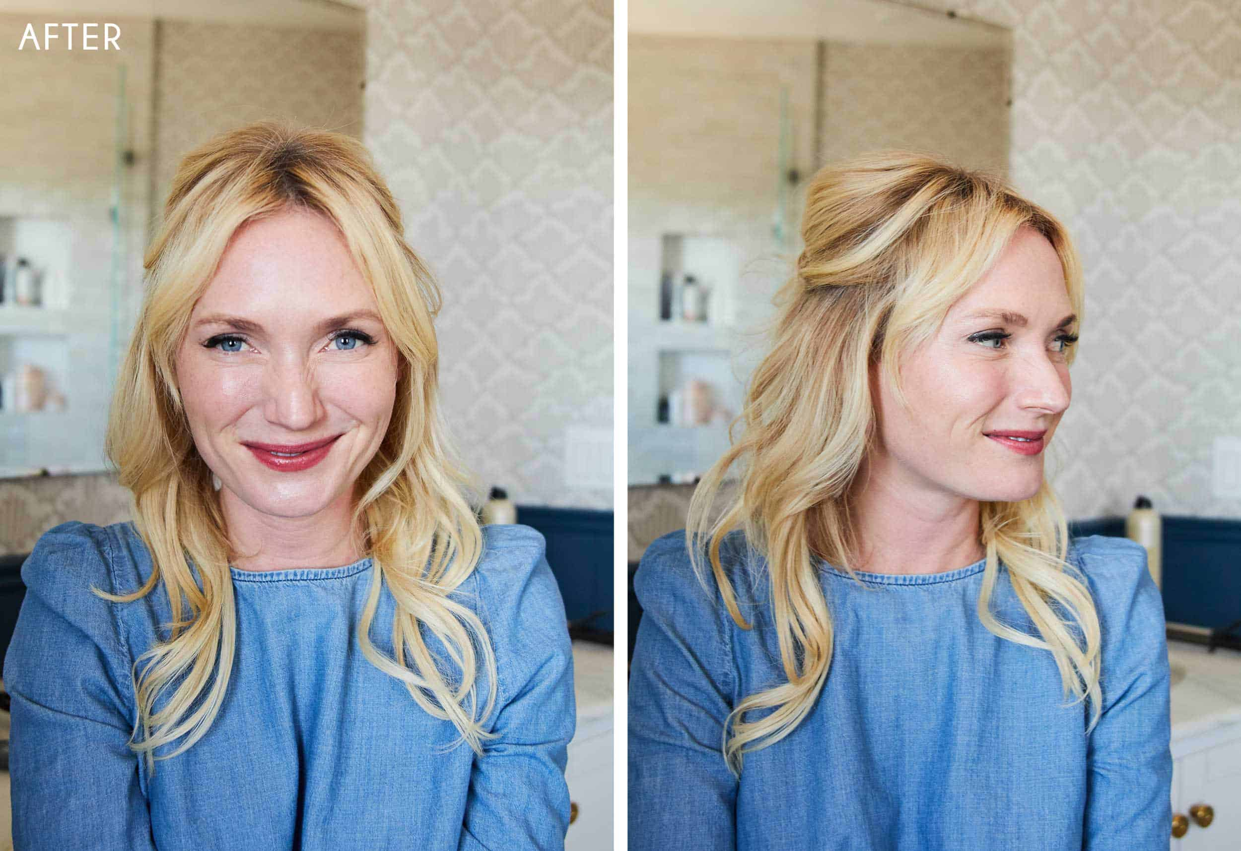 Emily Henderson How To Blow Dry Right 7