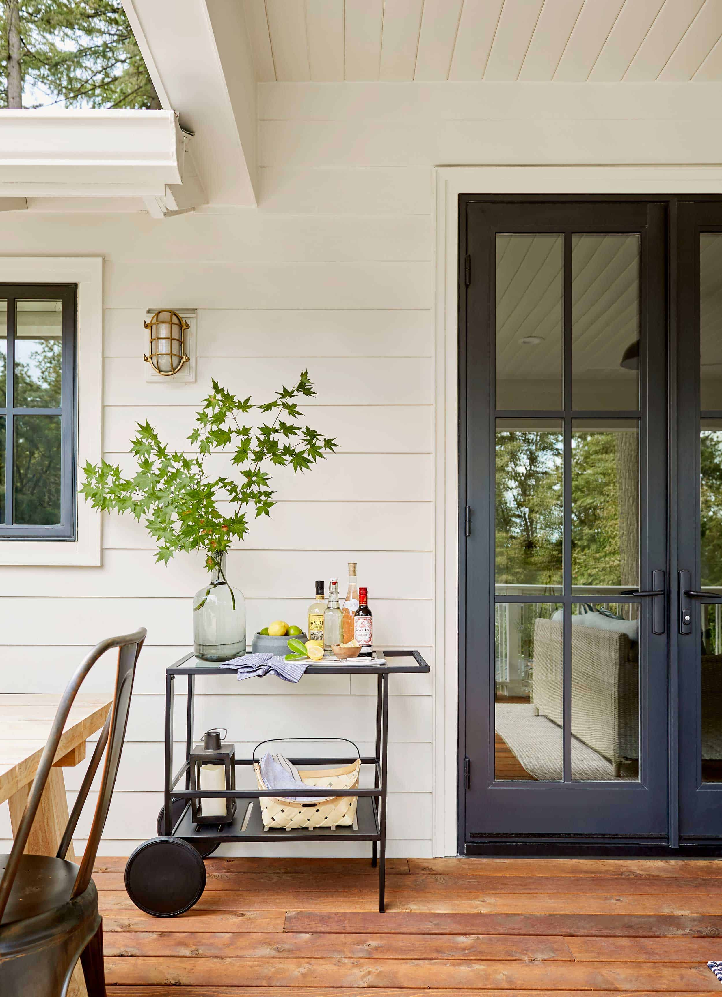Emily Henderson Portland Traditional Exterior 21