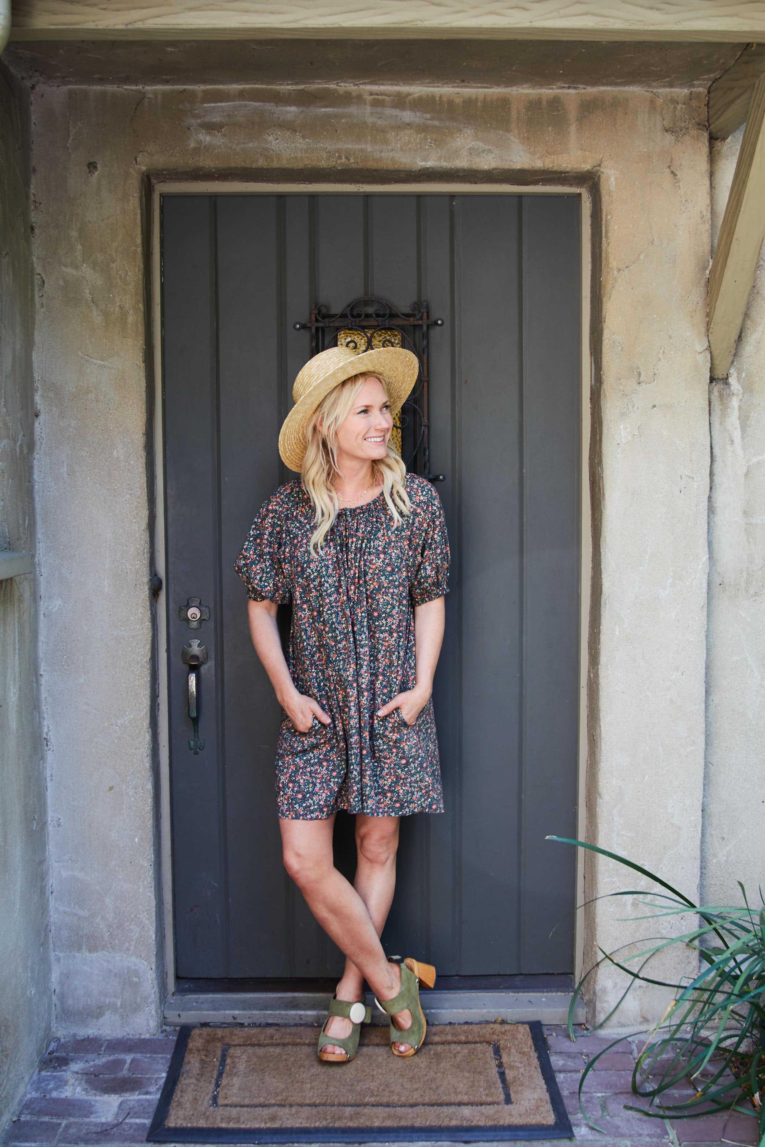 Emily Henderson short spring dresses8