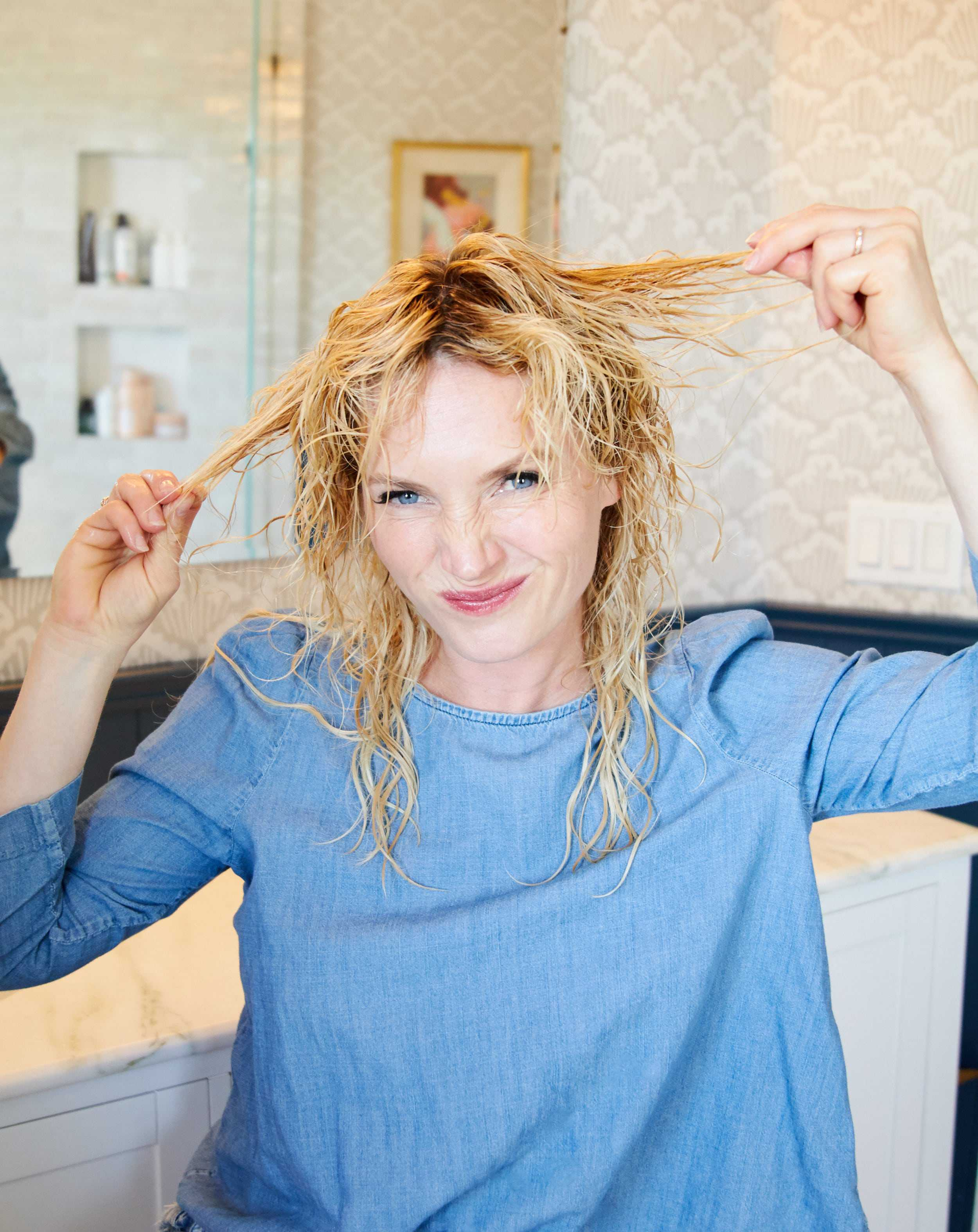 I've Been Blow Drying My Hair All Wrong. Here's How to Get It Right