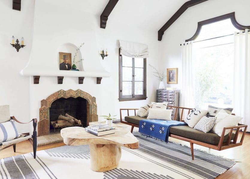 Michael Keck Living Room 7