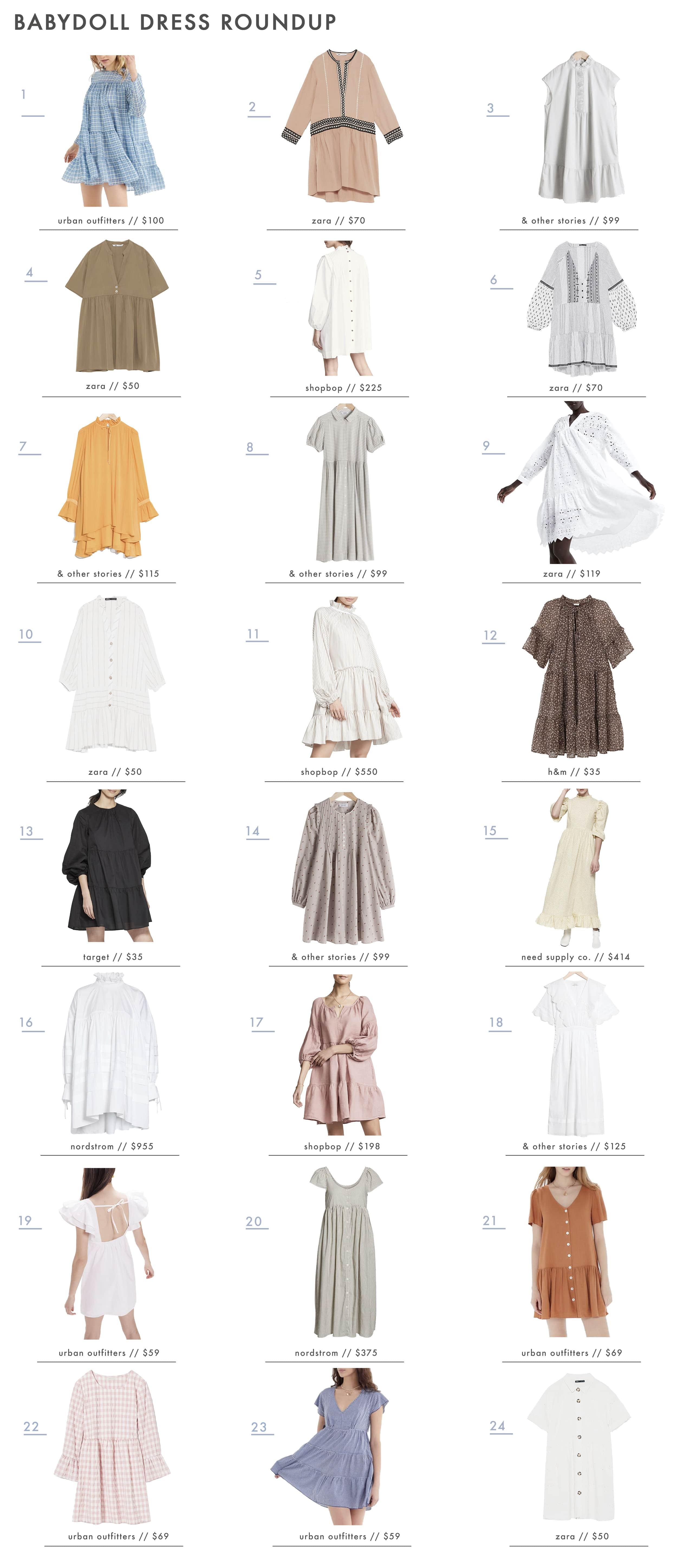 Emily Henderson short spring dresses1