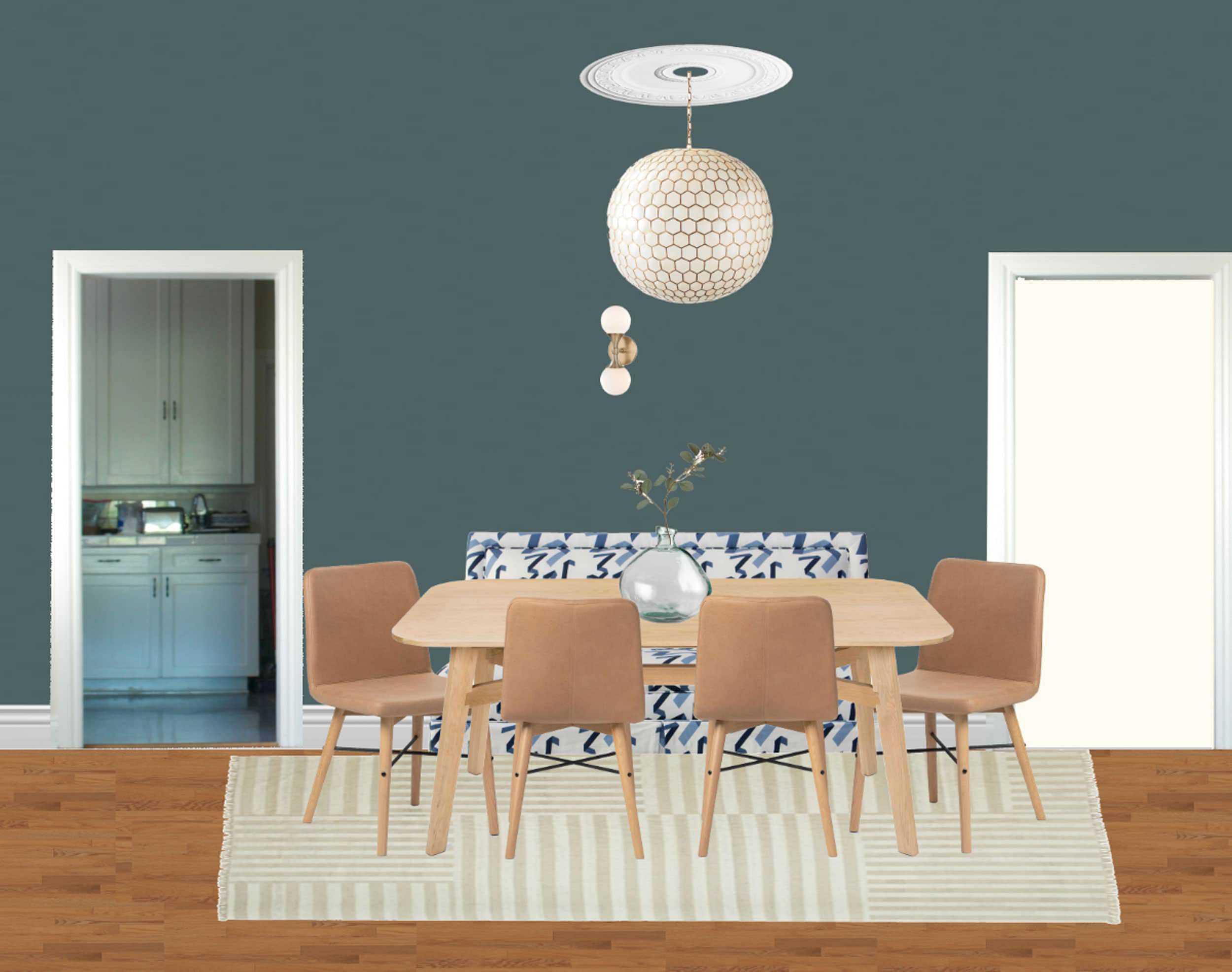Dining Room Moodboard 31