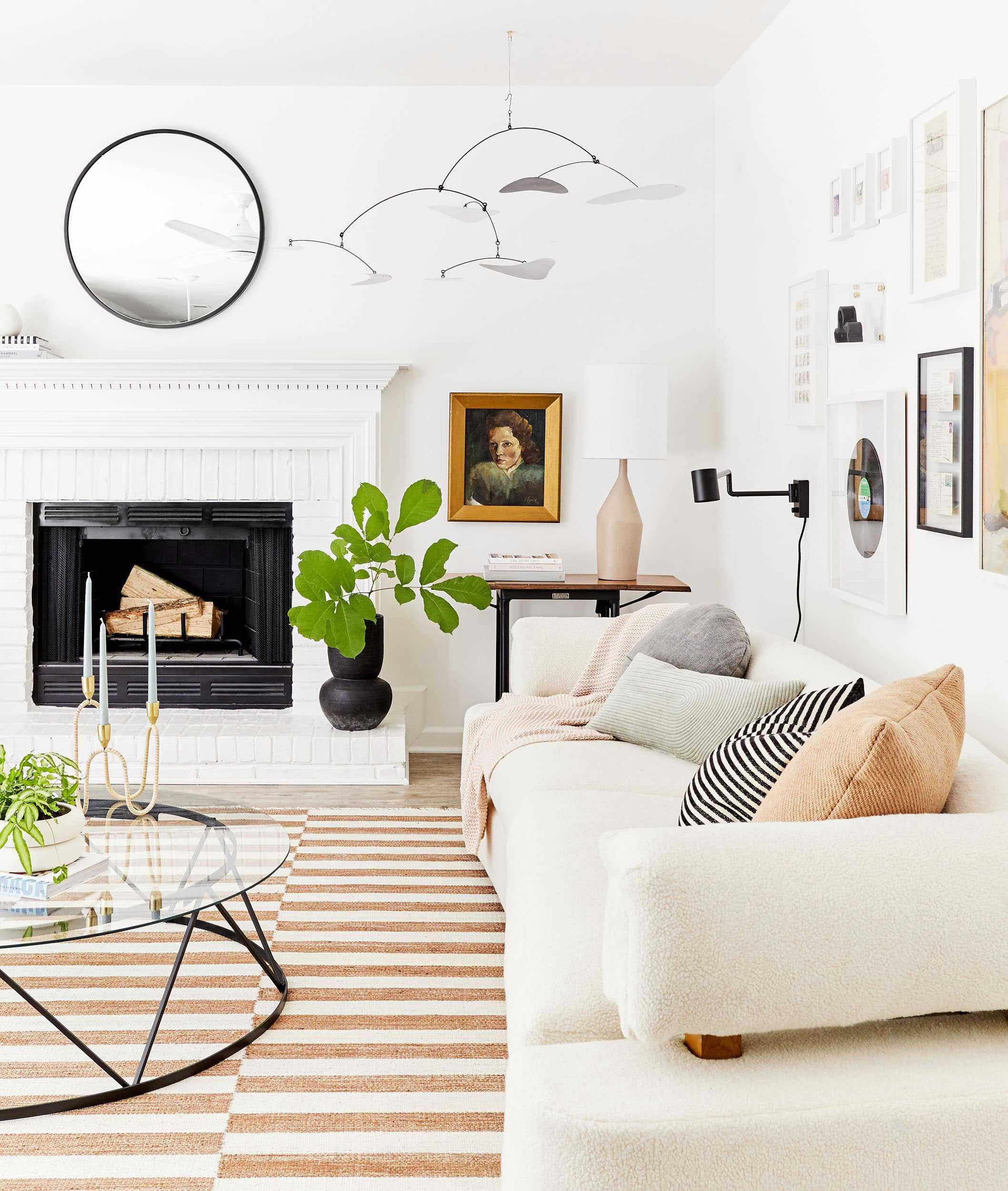Emily Henderson Invitation Home Apartment Decorating2