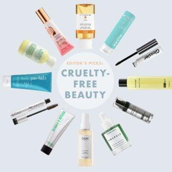 Emily Henderson Cruelty Free Makeup & Skincare Opener