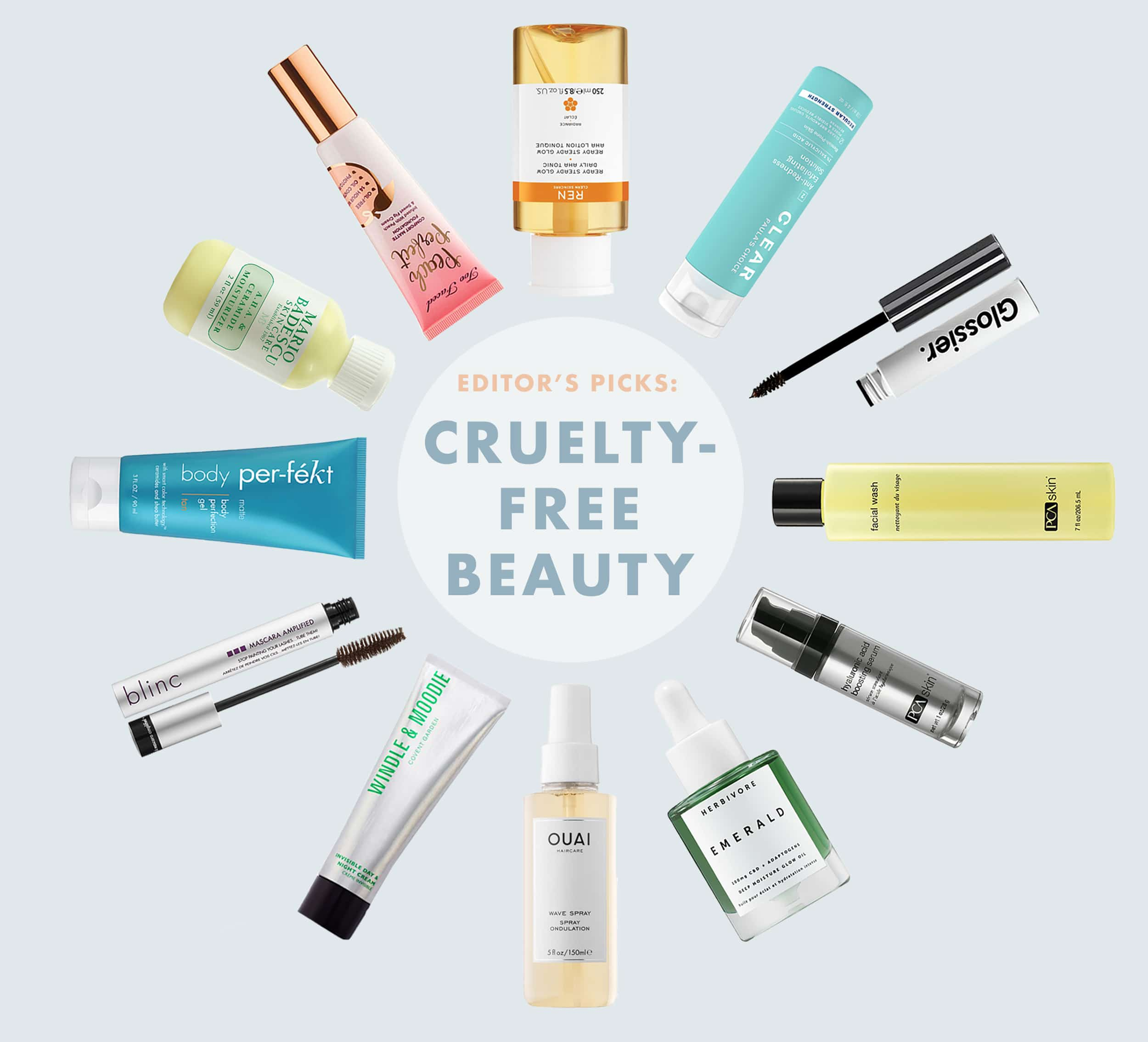 14 Of The Best Cruelty Free Makeup Skincare Products To Try