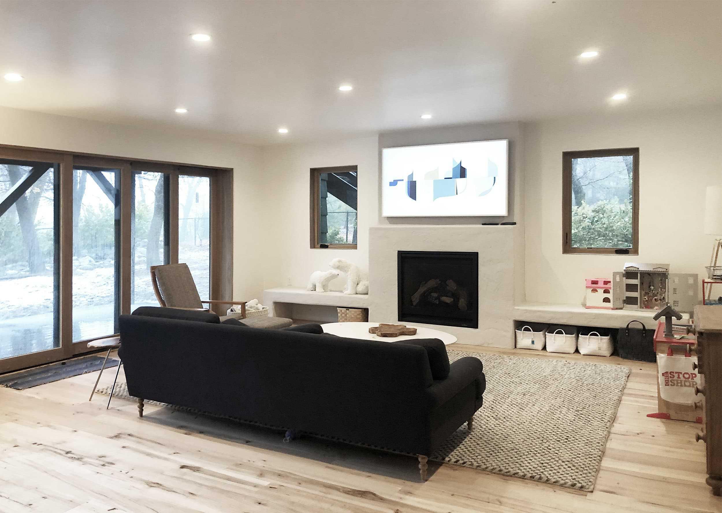 Emily Henderson Mountain House Family Room Update 2