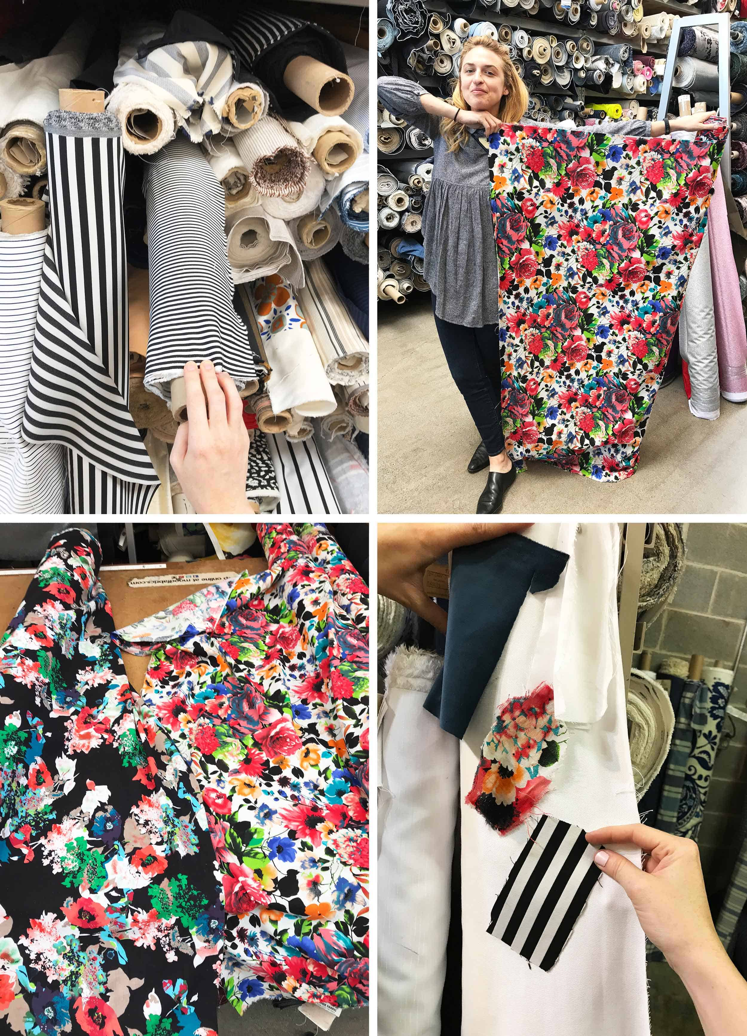 Invitation Home Fabric Shopping