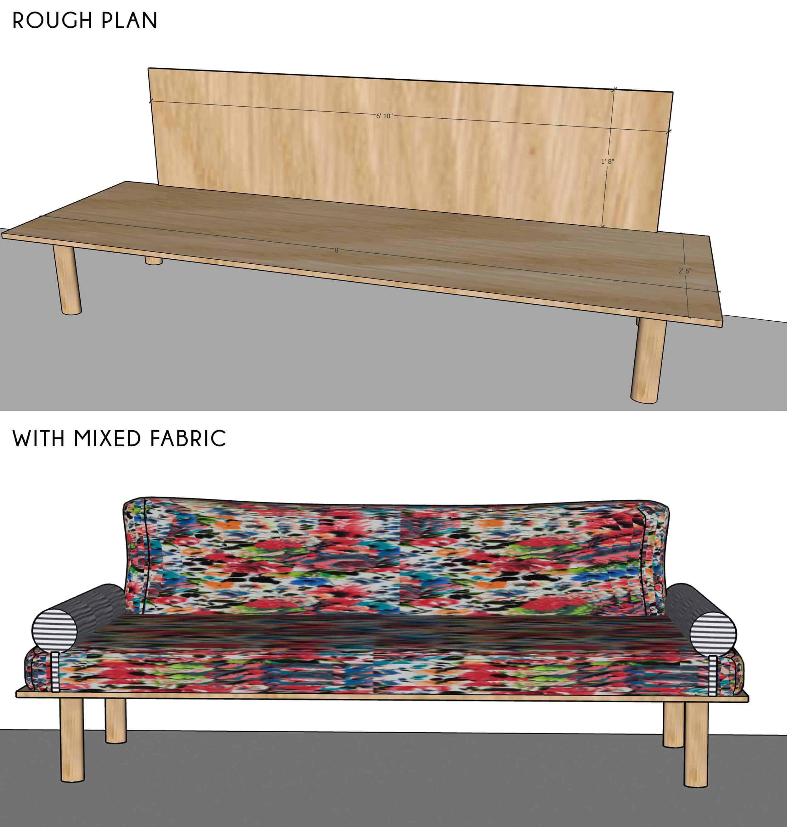 Invitation Home Sofa Fail Plan