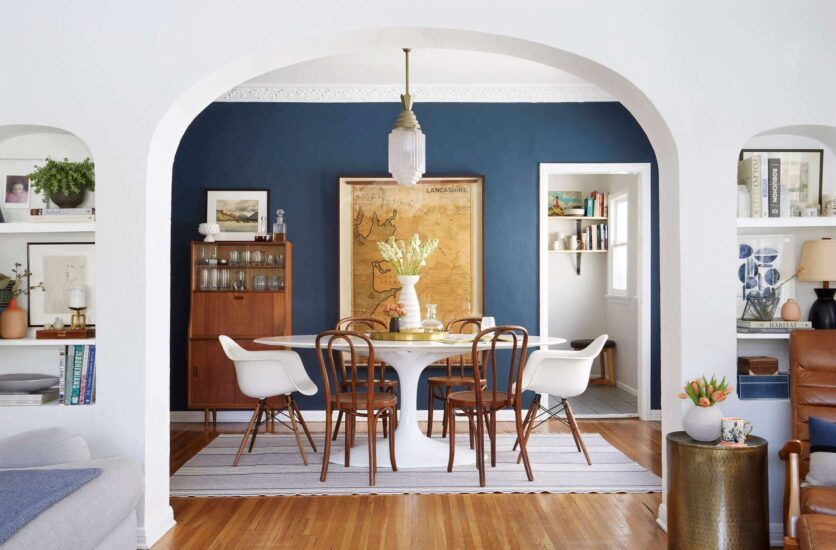 Fabulous Ideas For Painted Dining Room Chairs