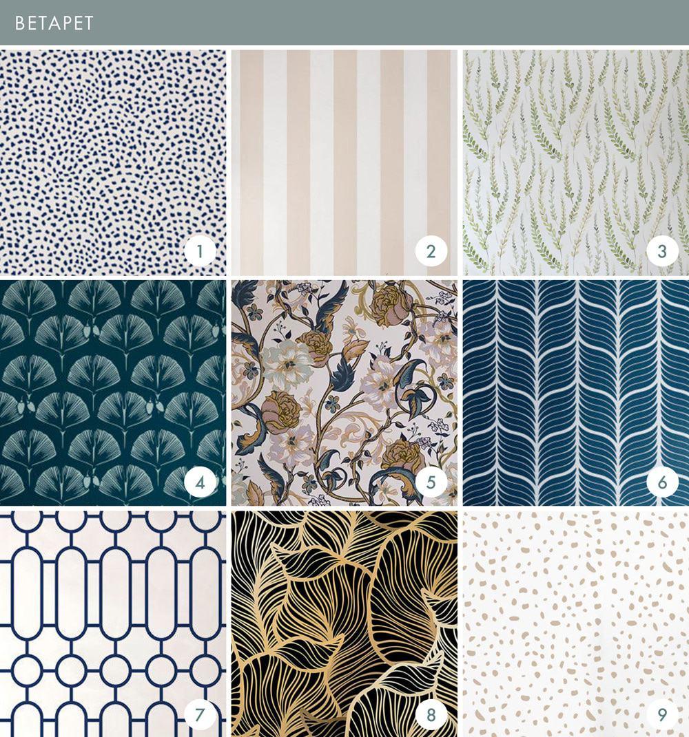Emily Henderson Online Wallpaper Roundup Betapet 1