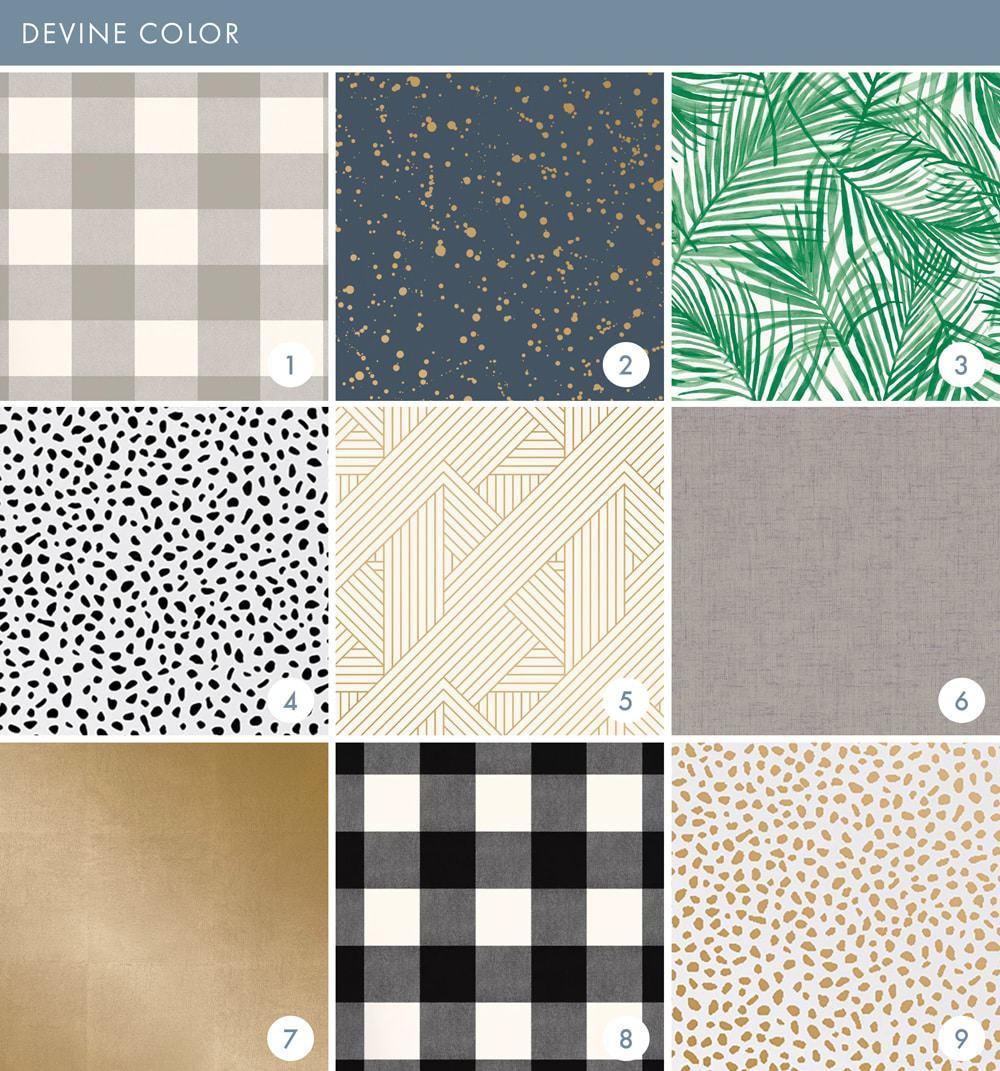 Emily Henderson Online Wallpaper Roundup Devine Color 1