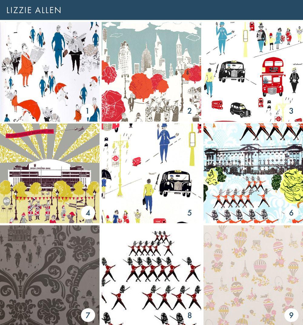 Emily Henderson Online Wallpaper Roundup Lizzie Allen 1