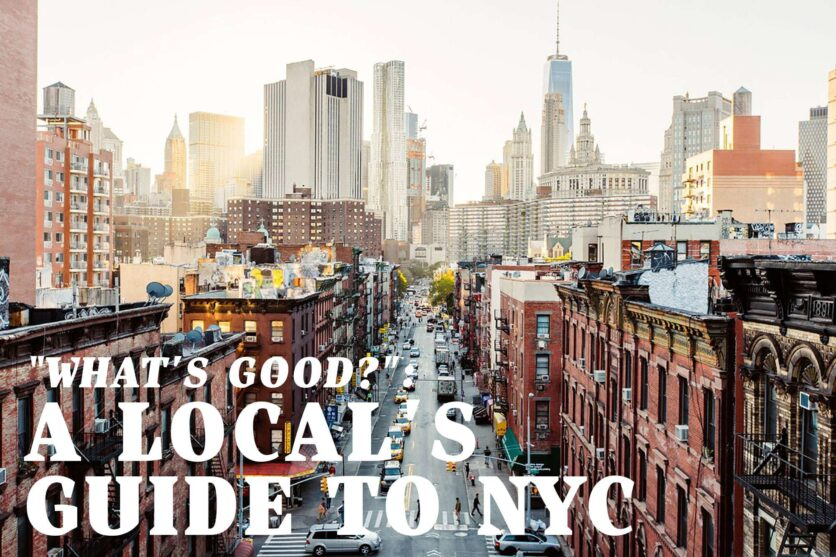 Emily Henderson Travel Guide Nyc Intro