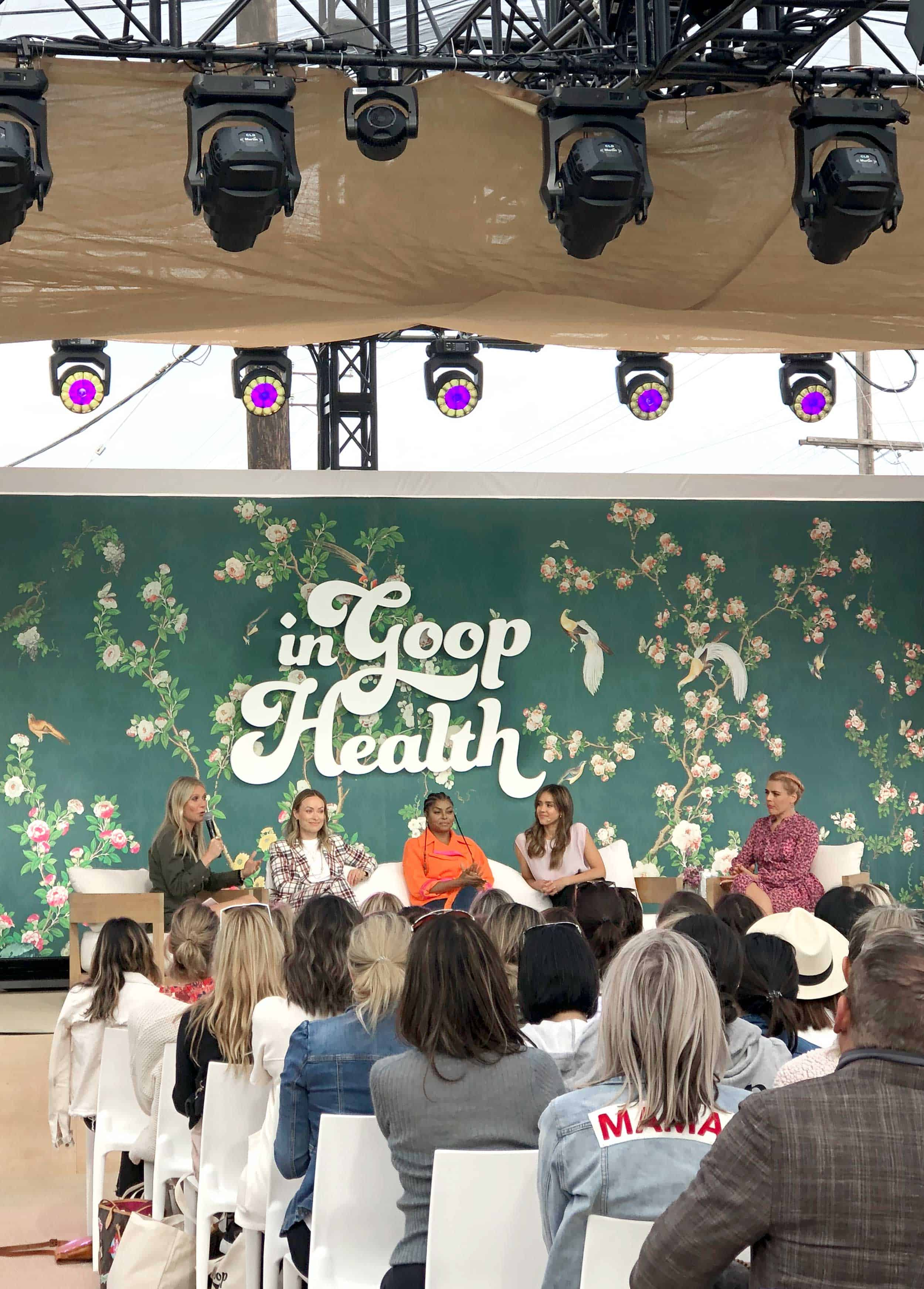 Goop Celeb Session