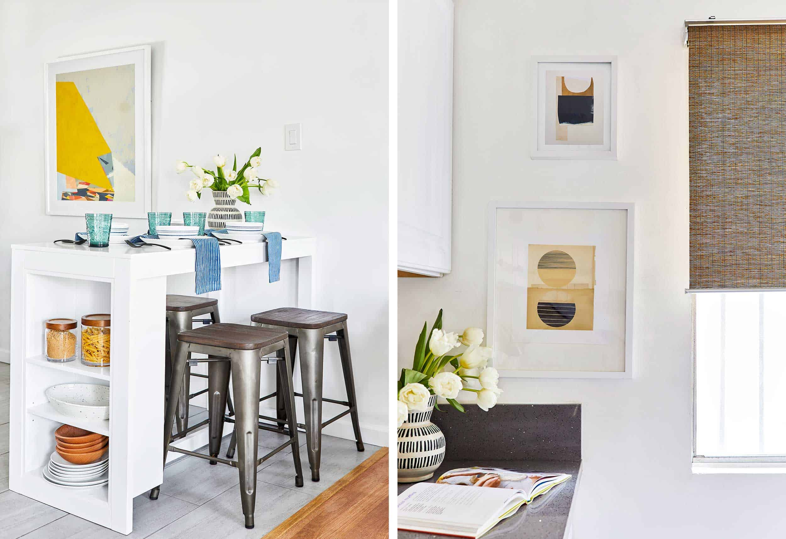 Emily Henderson Artfully Walls gallery wall ideas15
