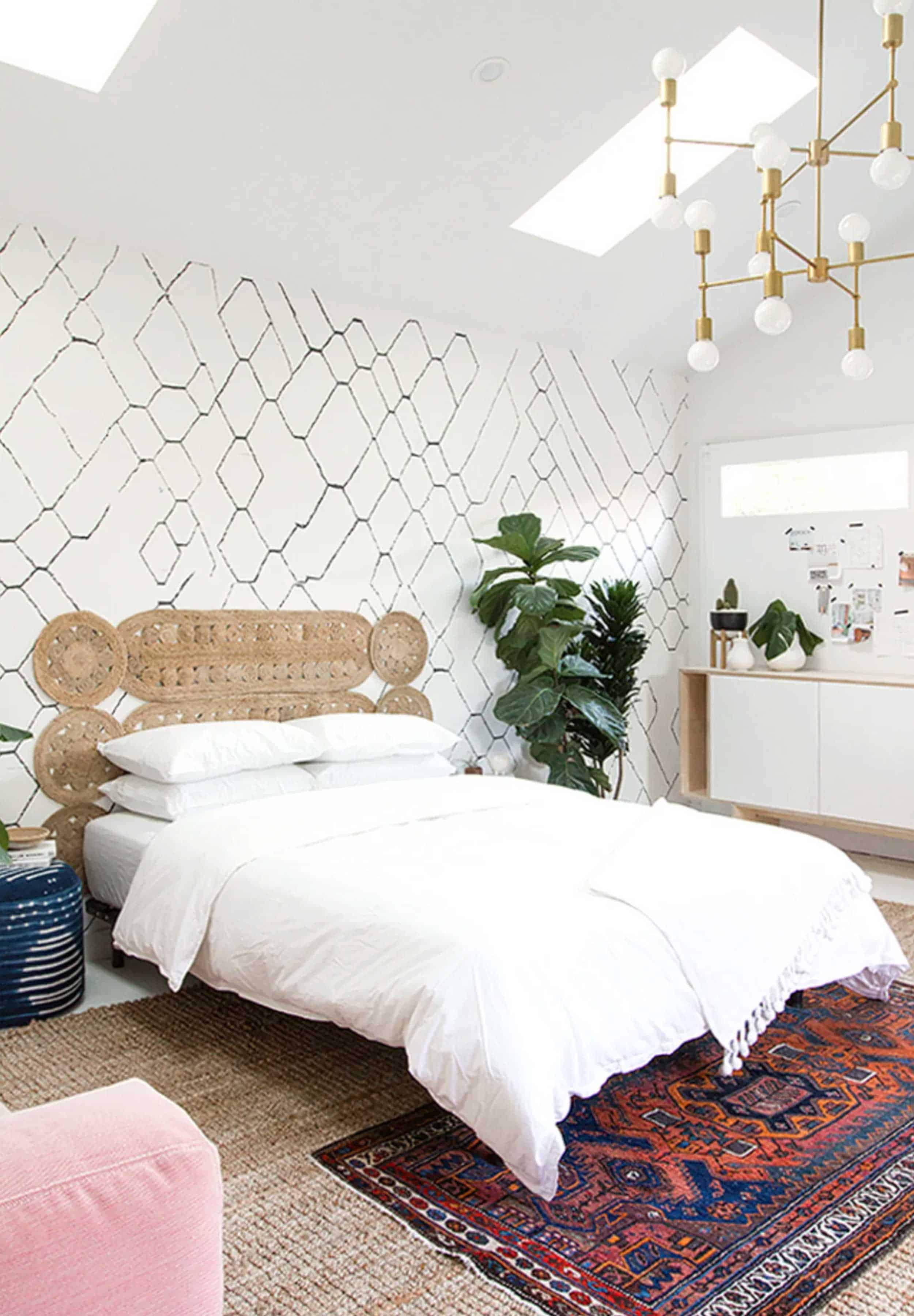 12 Diy Headboards That Everyone Will Think You Actually Bought Emily Henderson
