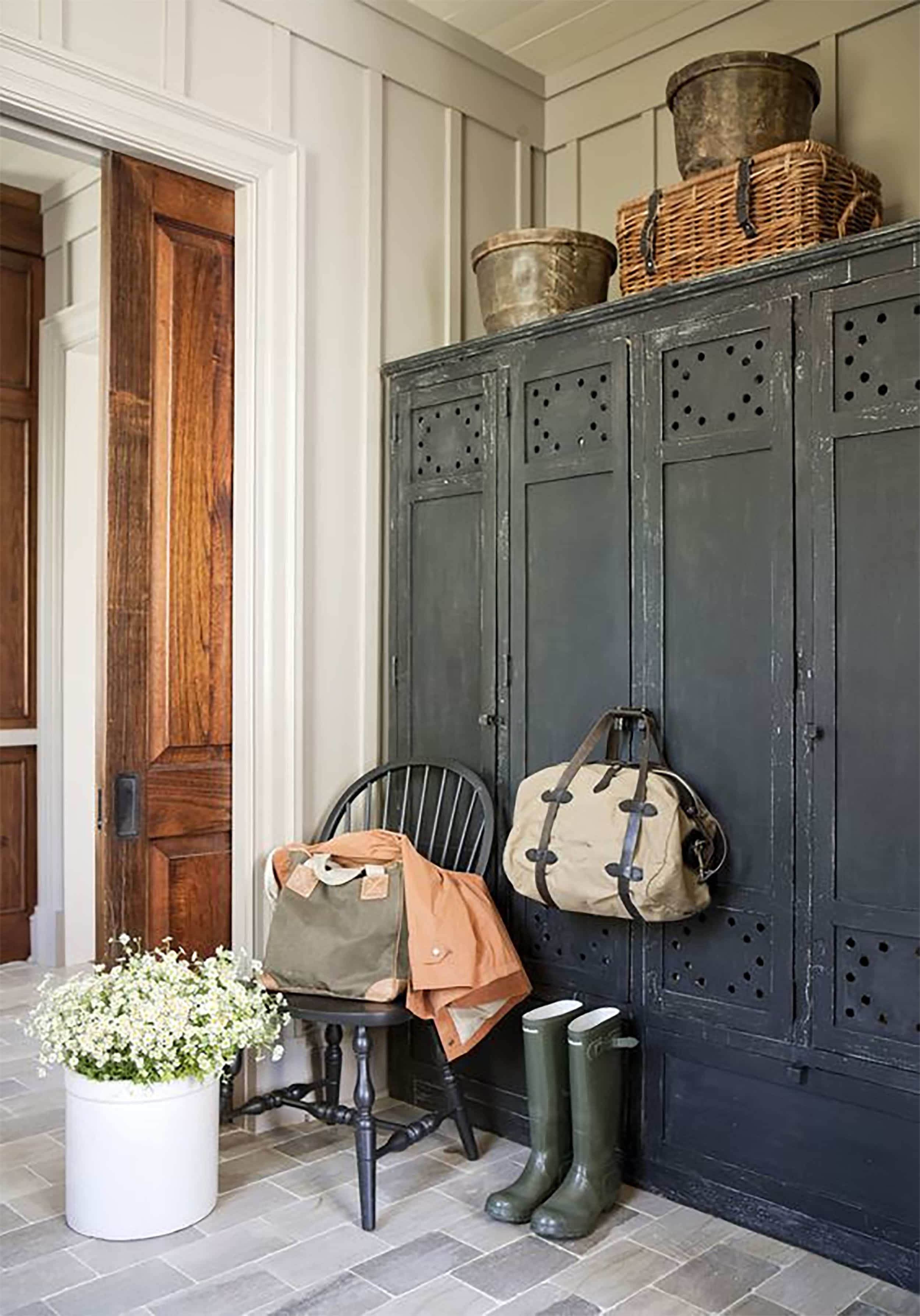Emily Henderson Roundups Armoires Entryway Suzanne Kasler Interiors