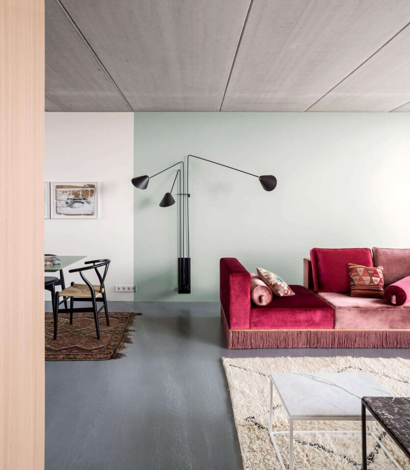 Ester Bruzkus Own Converted Apartment Berlin Yellowtrace 02