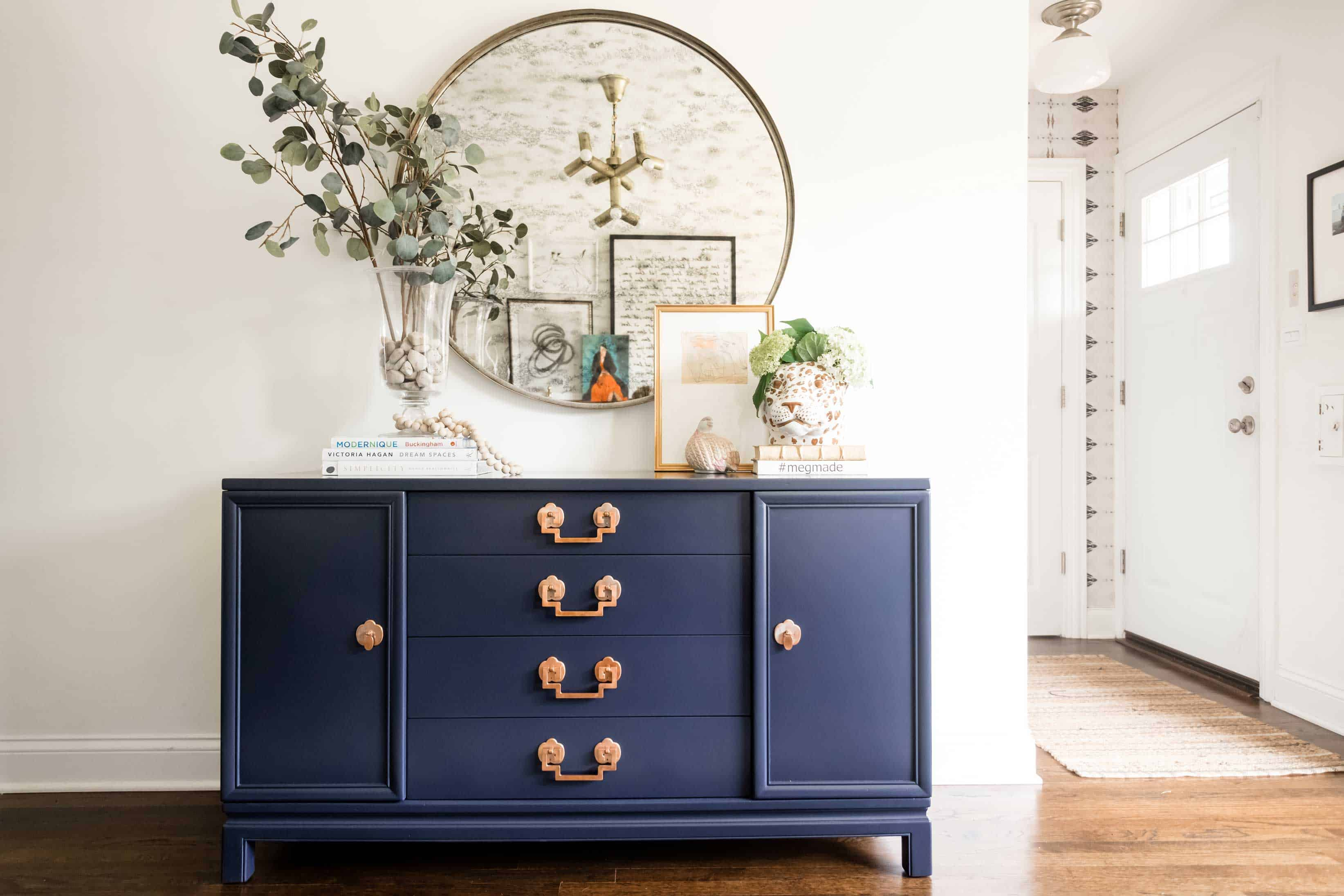 Emily Henderson how to paint furniture2