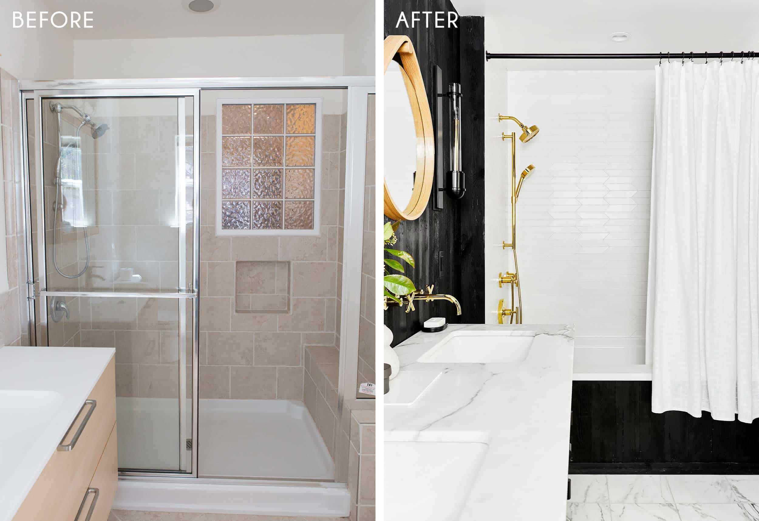 Downstairs Guest Bath B&a 3