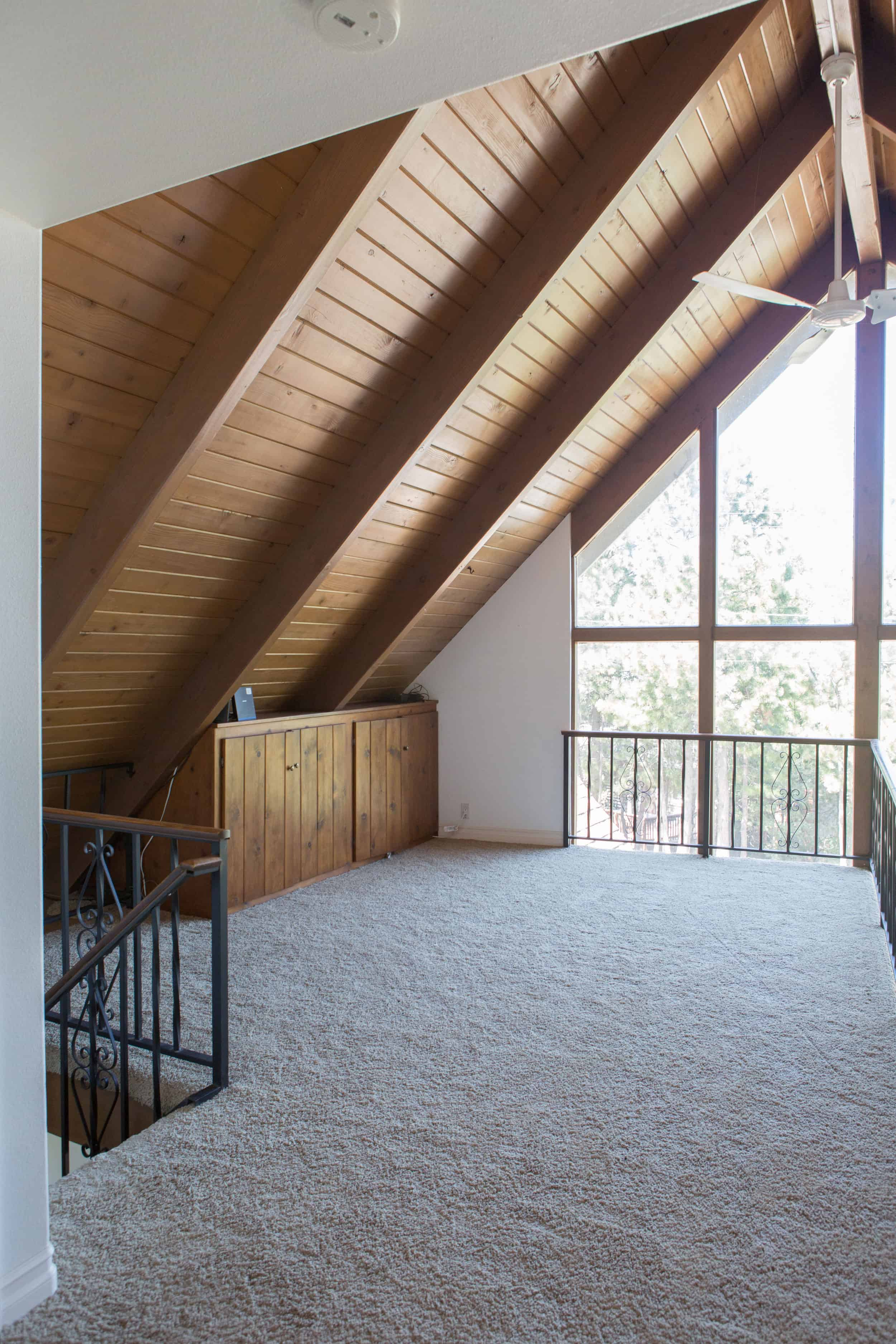 Emily Henderson Mountain House Home Office Loft2