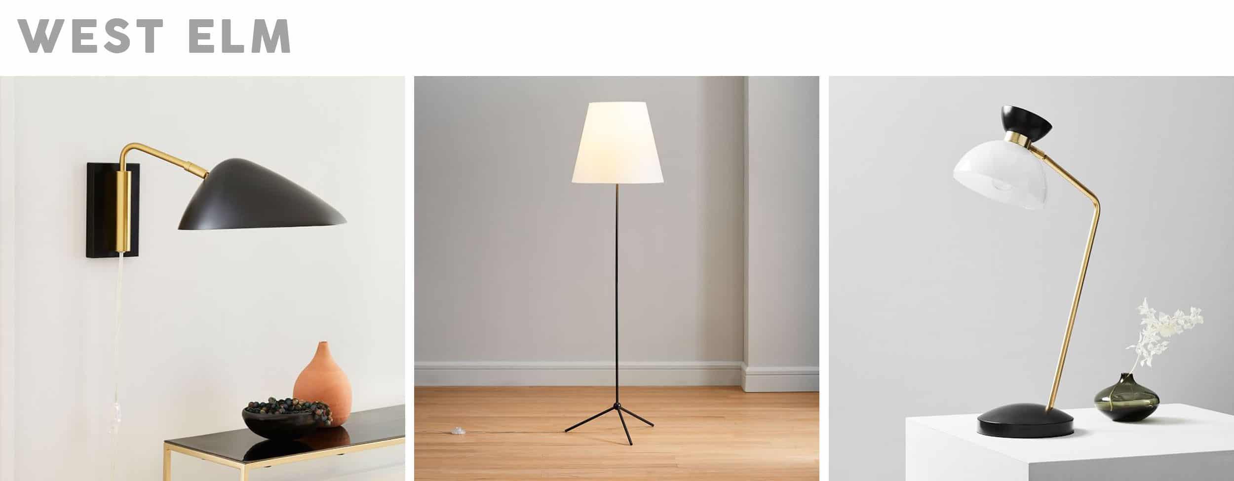 Emily Henderson affordable living room lighting_24