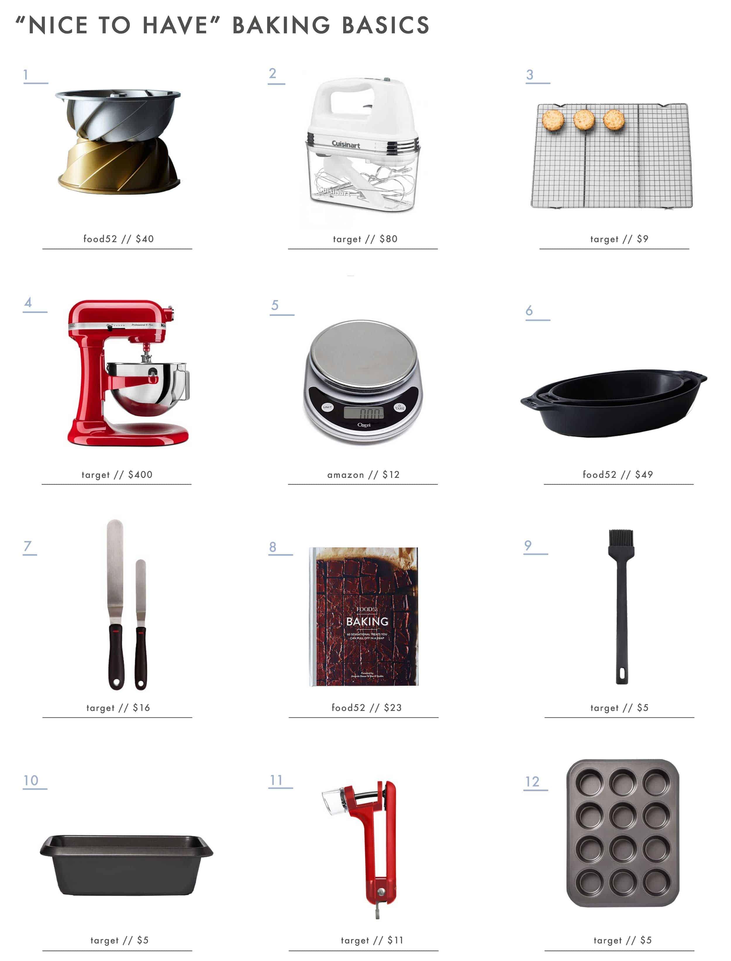 Emily Henderson Baking Essentials Sara Roundup Updated 2