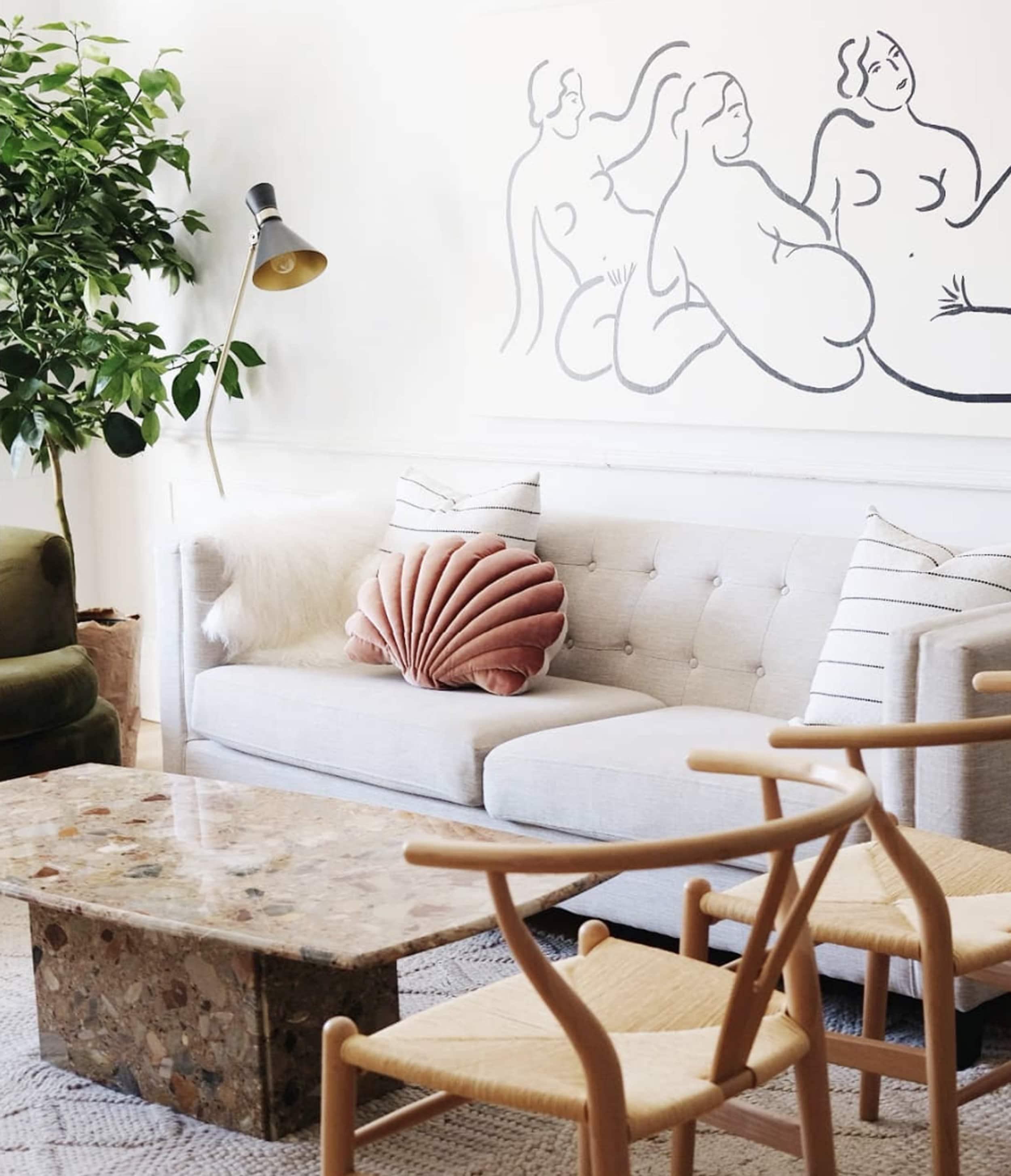 Emily Henderson Trends 2019 Seashells 12