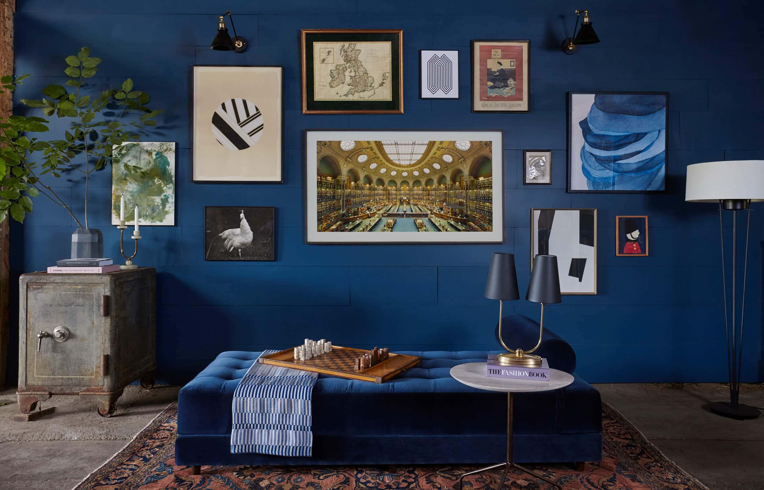 Emily Henderson affordable living room lighting_2