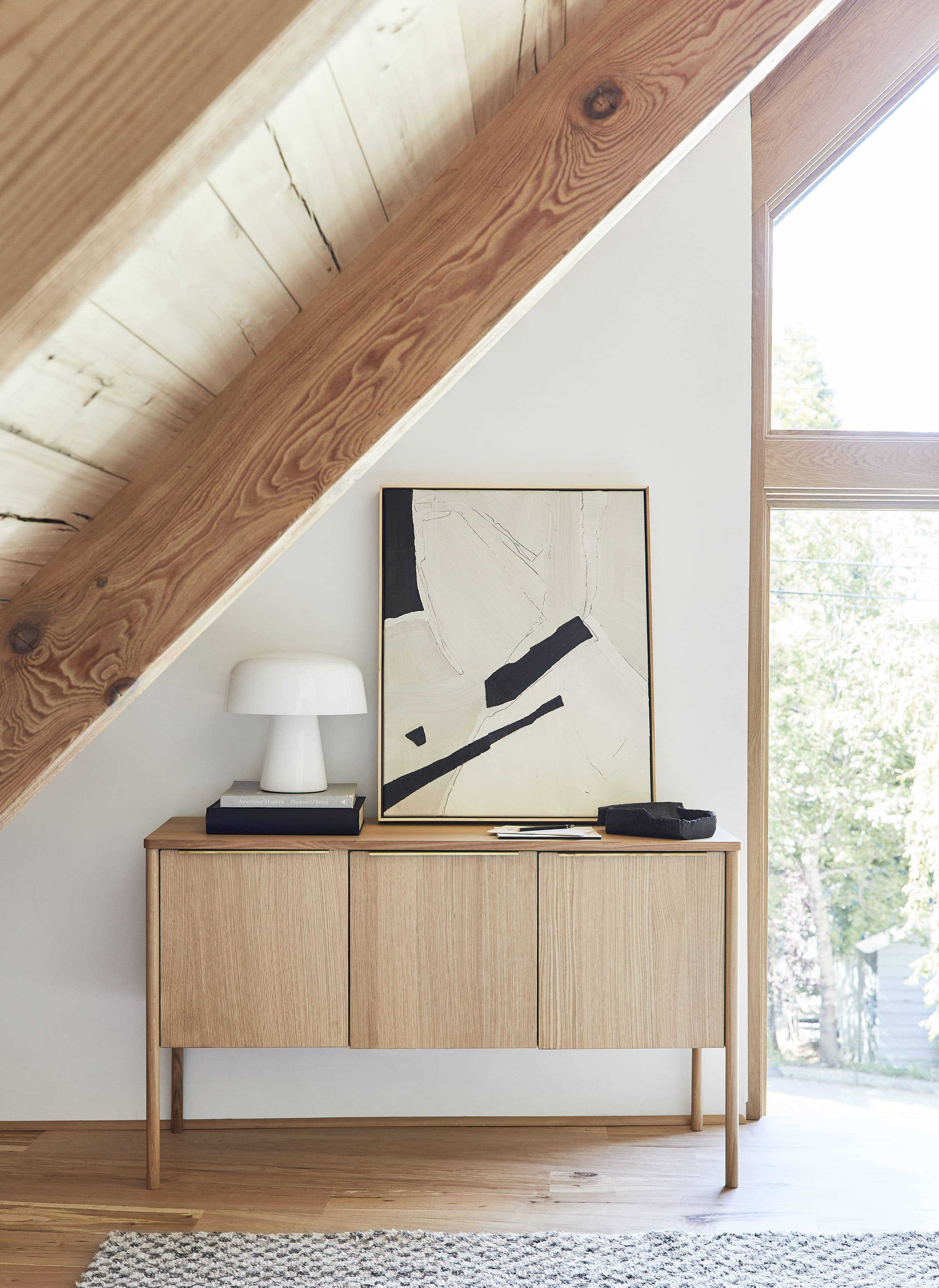Emily Henderson Mountain House Home Office Loft7