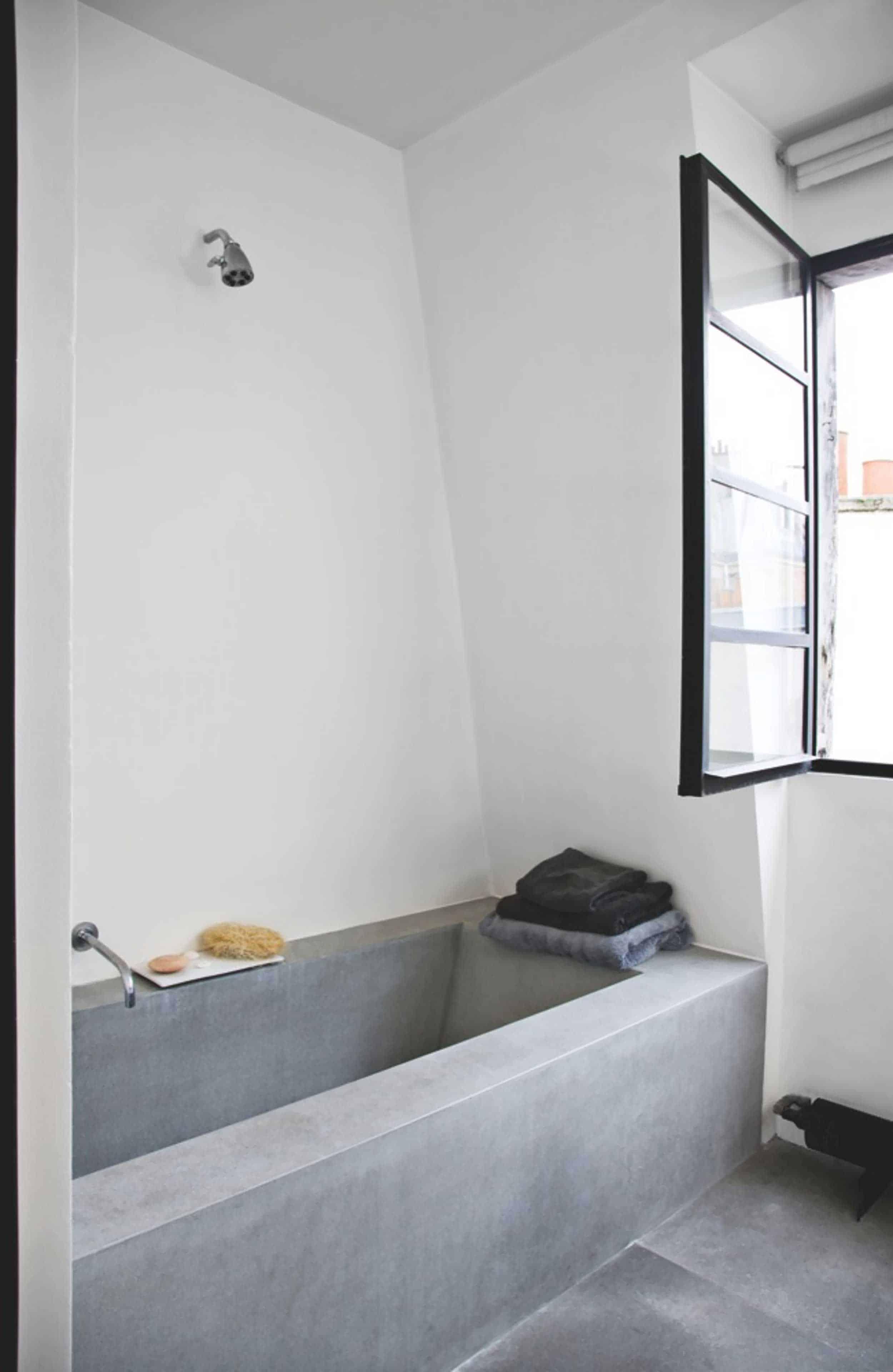 Emily Henderson Bathroom Trends Tadelakt6