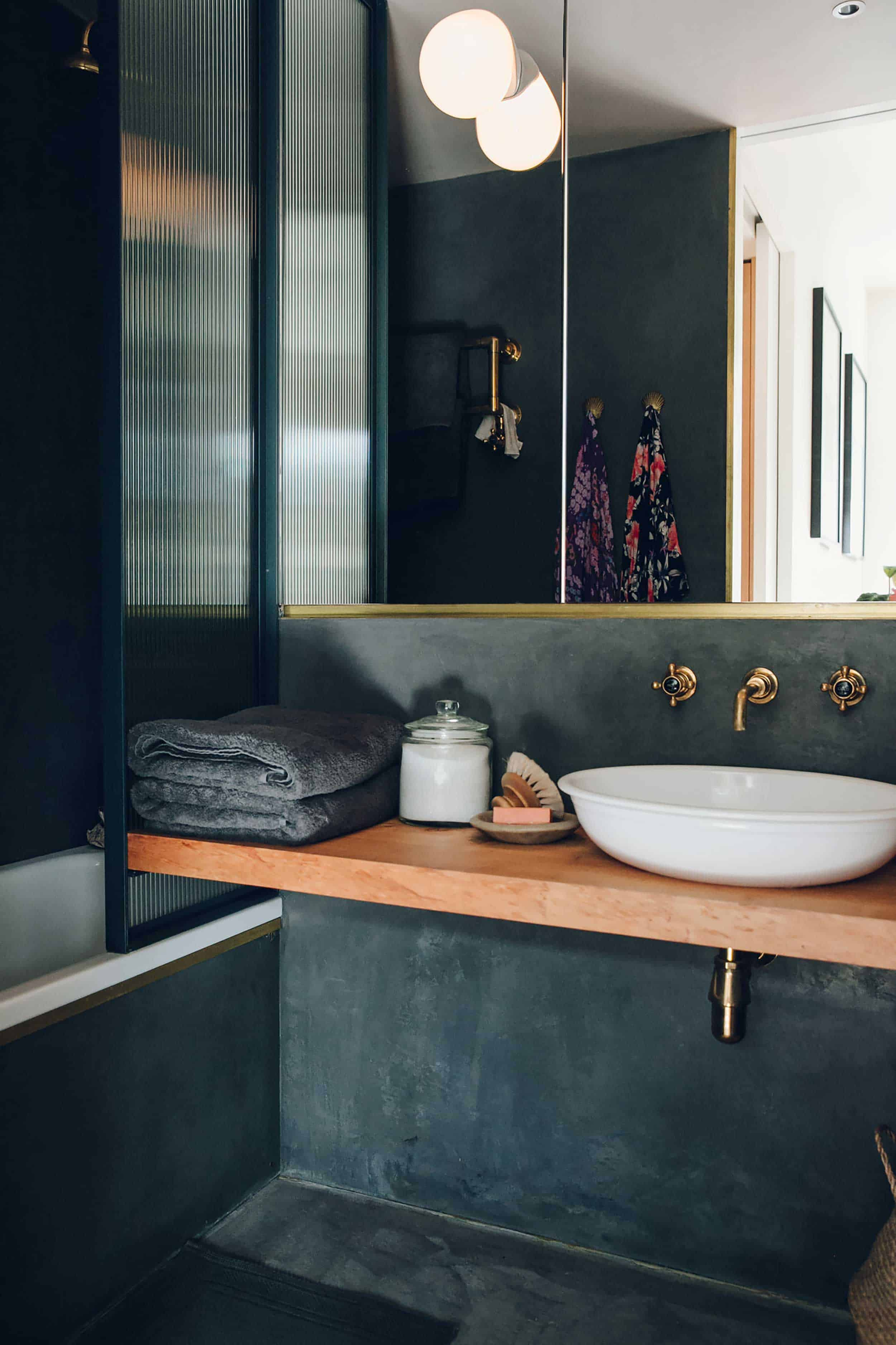 Everything You Need To Know About Tadelakt The Bathroom Trend You Didn T Know You Loved
