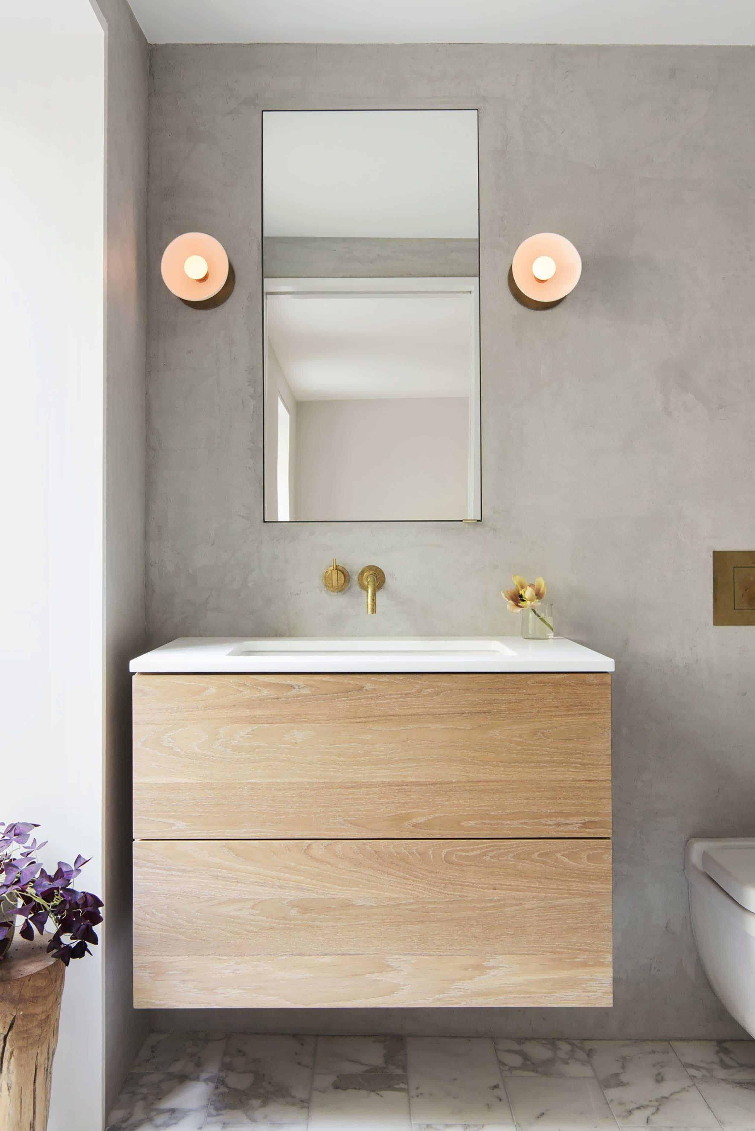 Emily Henderson Bathroom Trends Tadelakt4