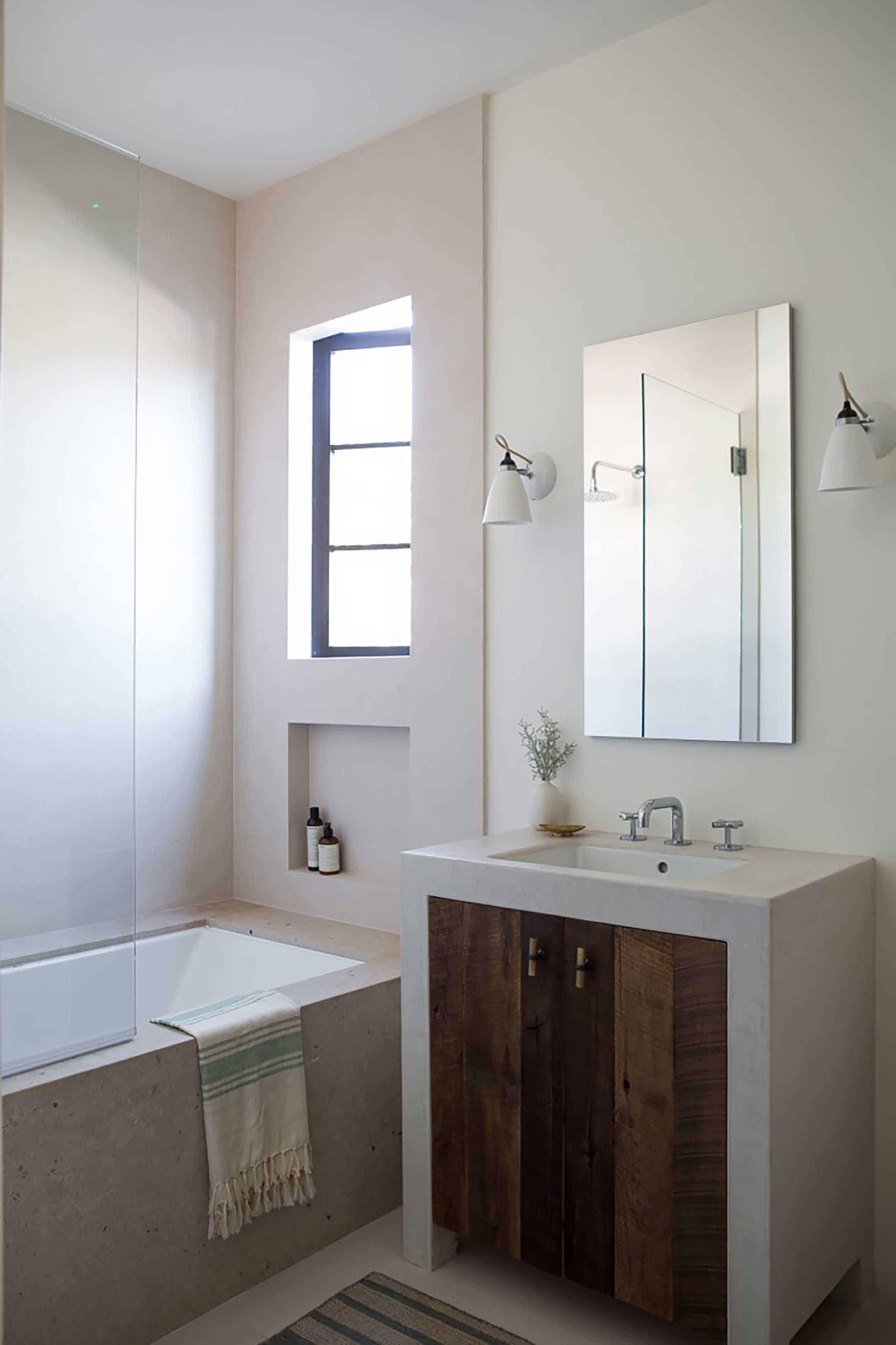 Emily Henderson Bathroom Trends Tadelakt3