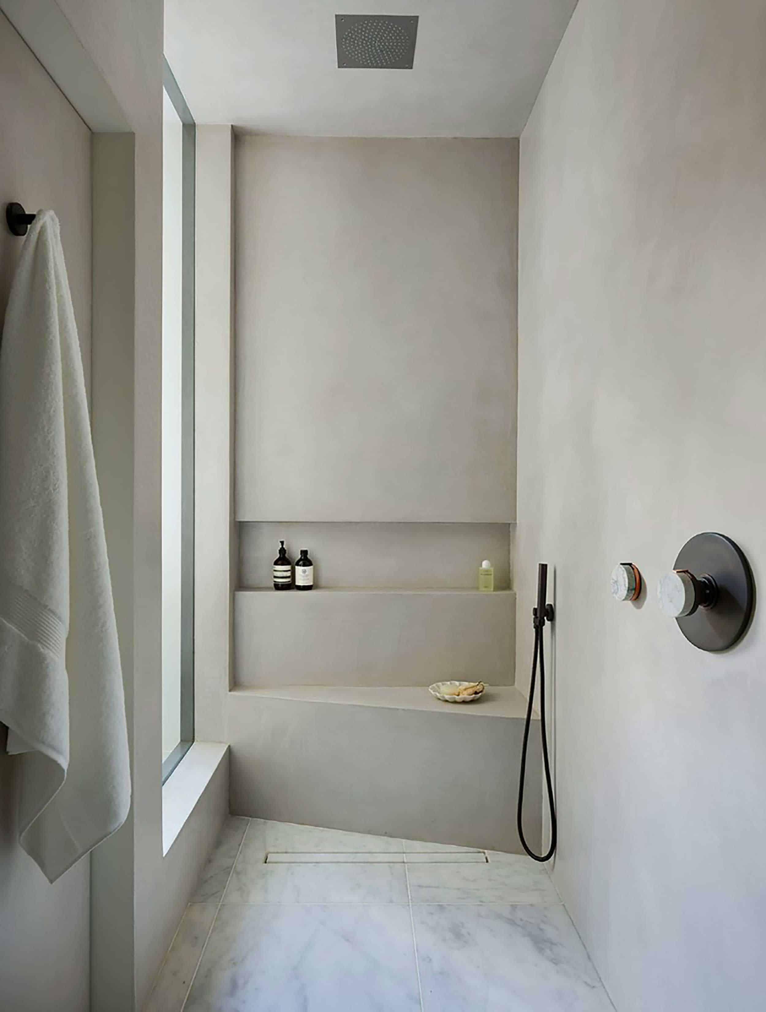 Emily Henderson Bathroom Trends Tadelakt2